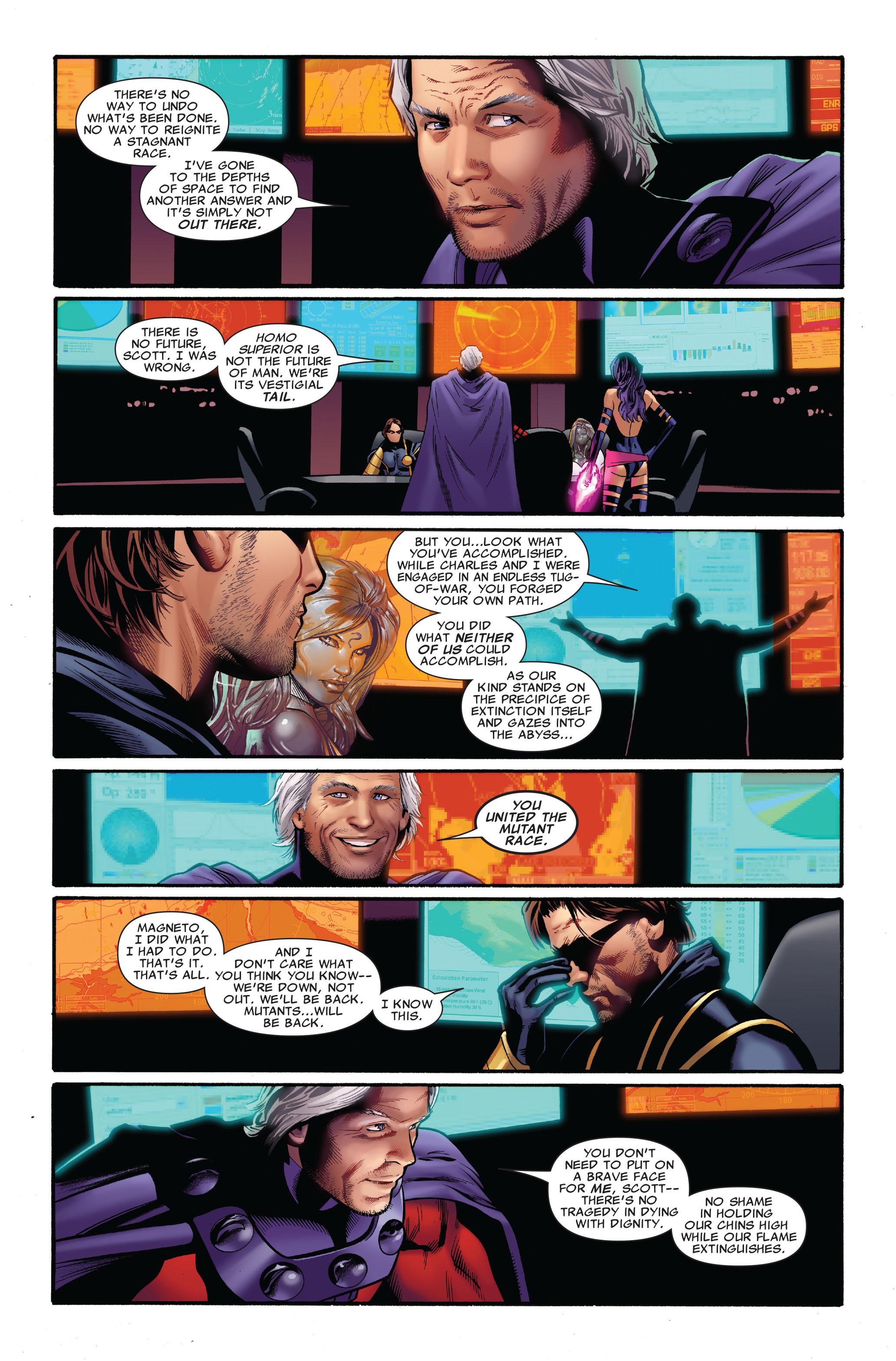Read online Uncanny X-Men (1963) comic -  Issue #516 - 19