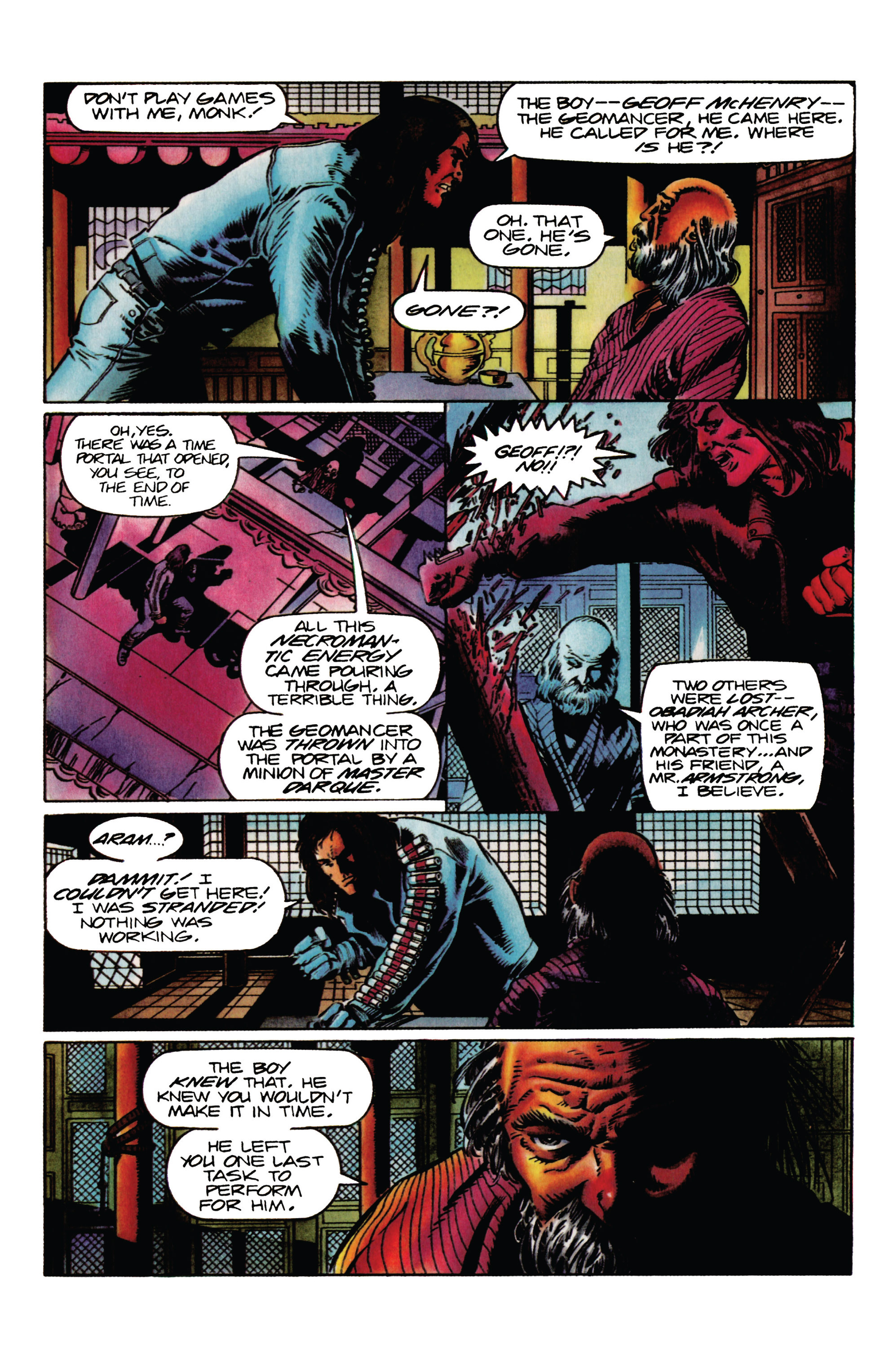 Read online Eternal Warrior (1992) comic -  Issue #27 - 7