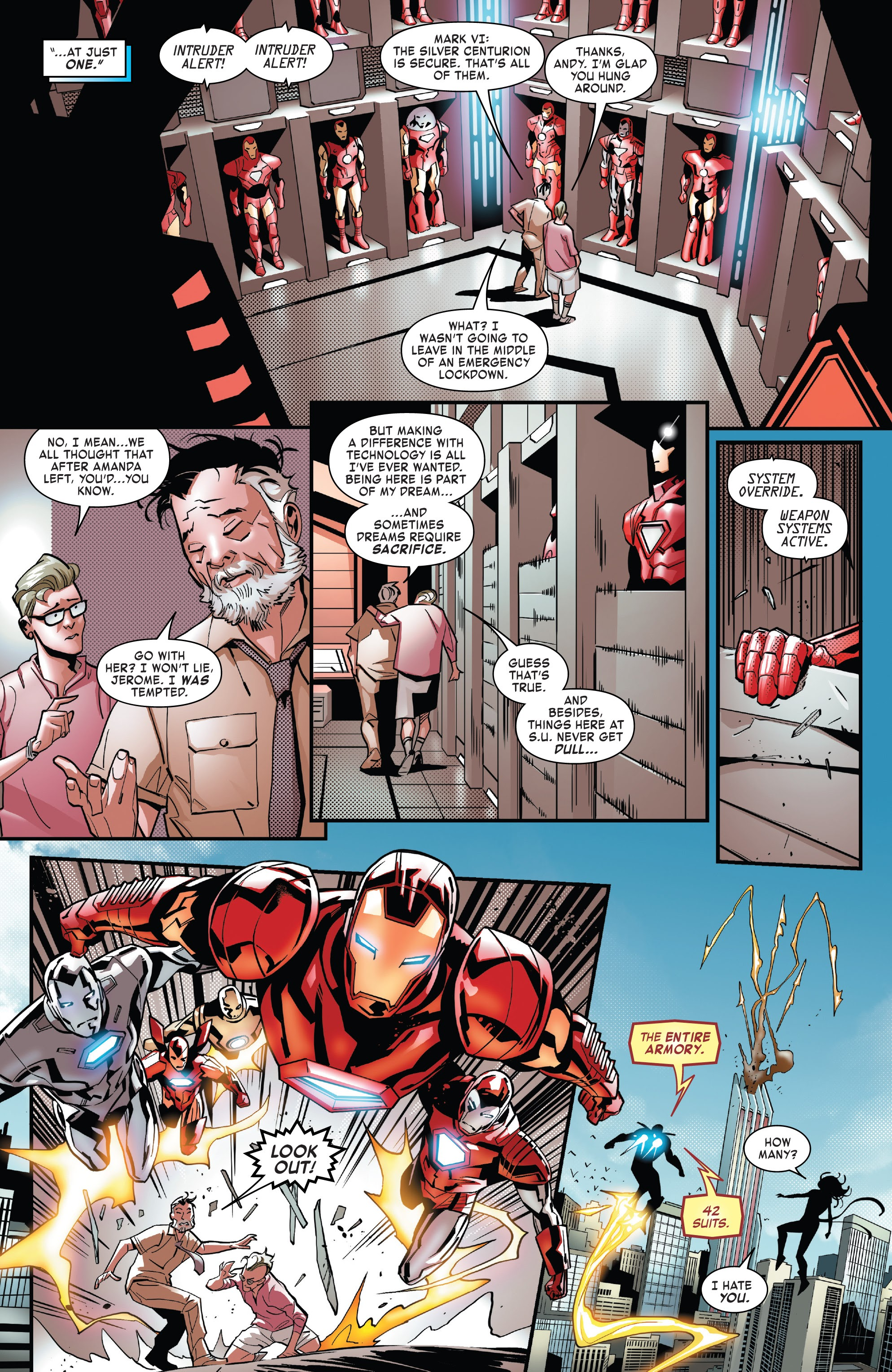 Read online Tony Stark: Iron Man comic -  Issue #14 - 13