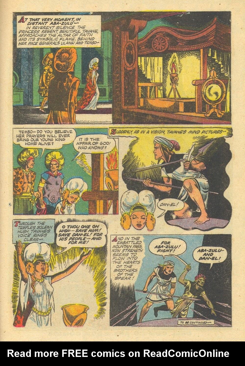Tarzan (1948) issue 65 - Page 33