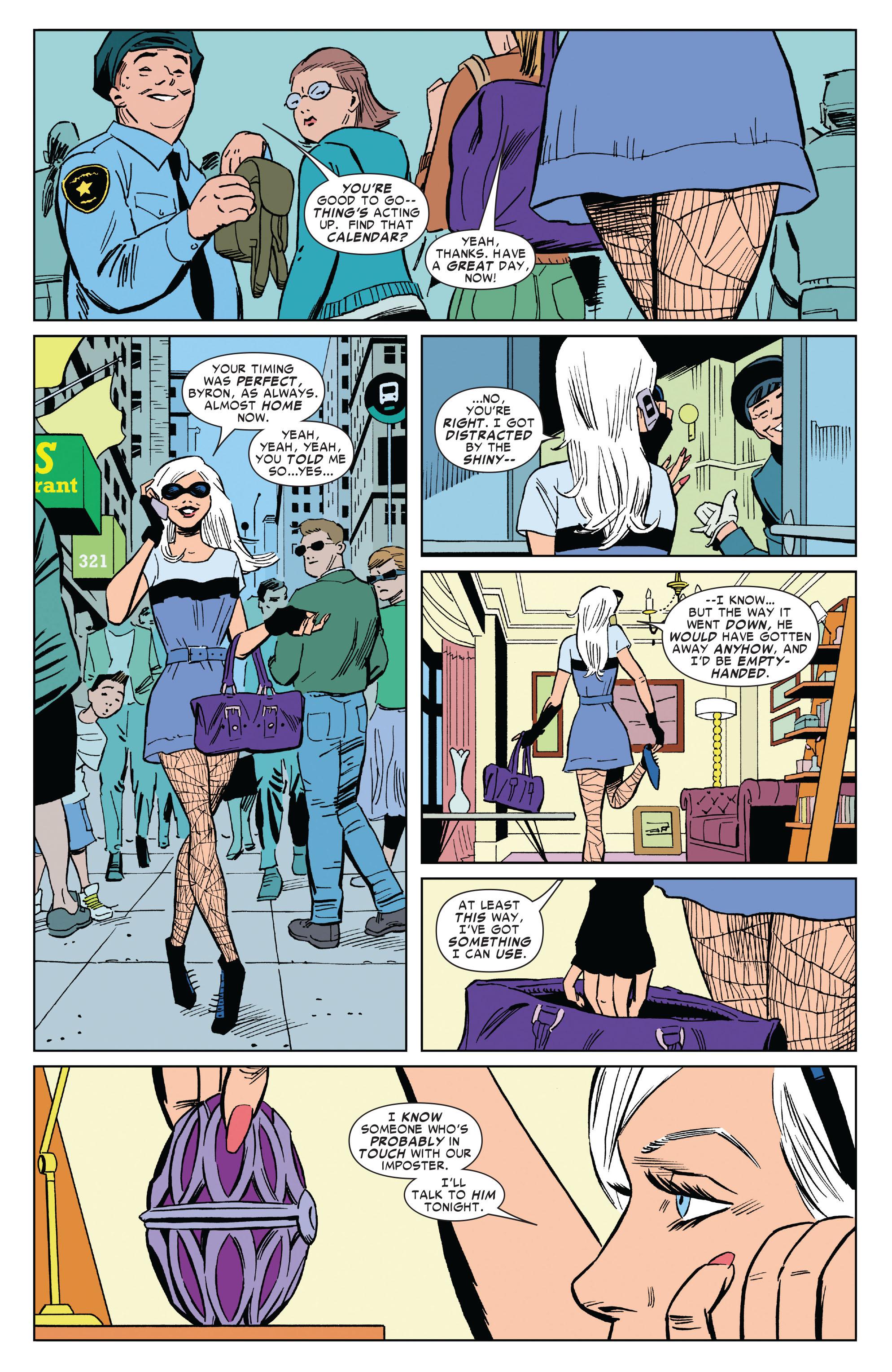 Read online Amazing Spider-Man Presents: Black Cat comic -  Issue #1 - 22