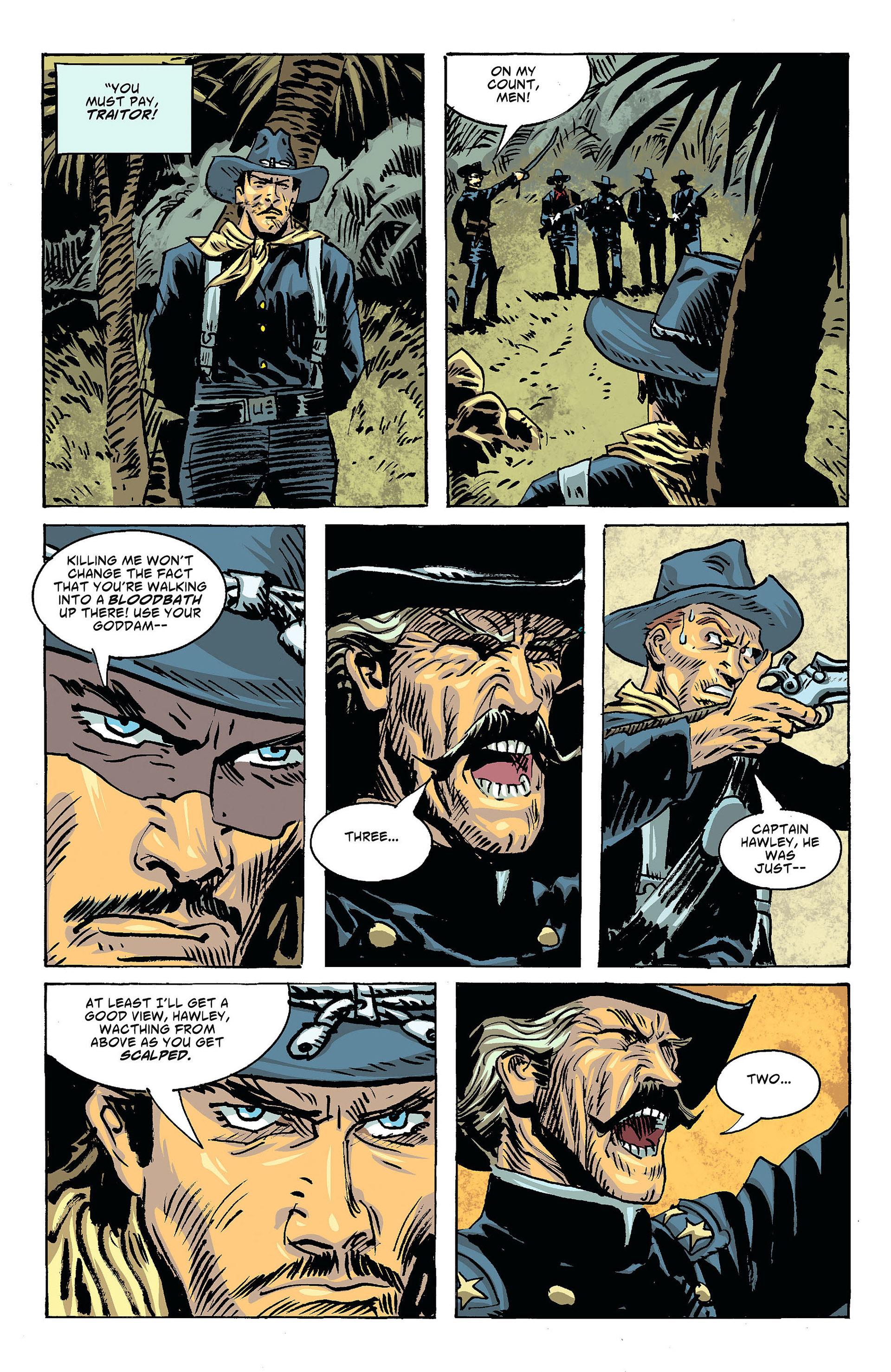 Read online American Vampire comic -  Issue #21 - 6