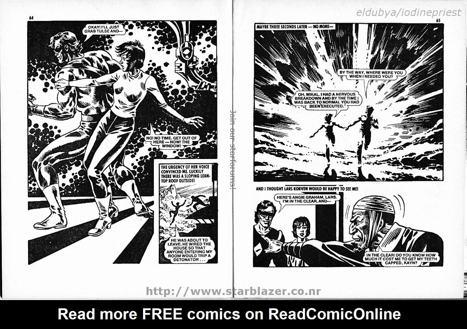 Starblazer issue 207 - Page 34
