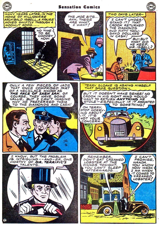 Read online Sensation (Mystery) Comics comic -  Issue #54 - 34