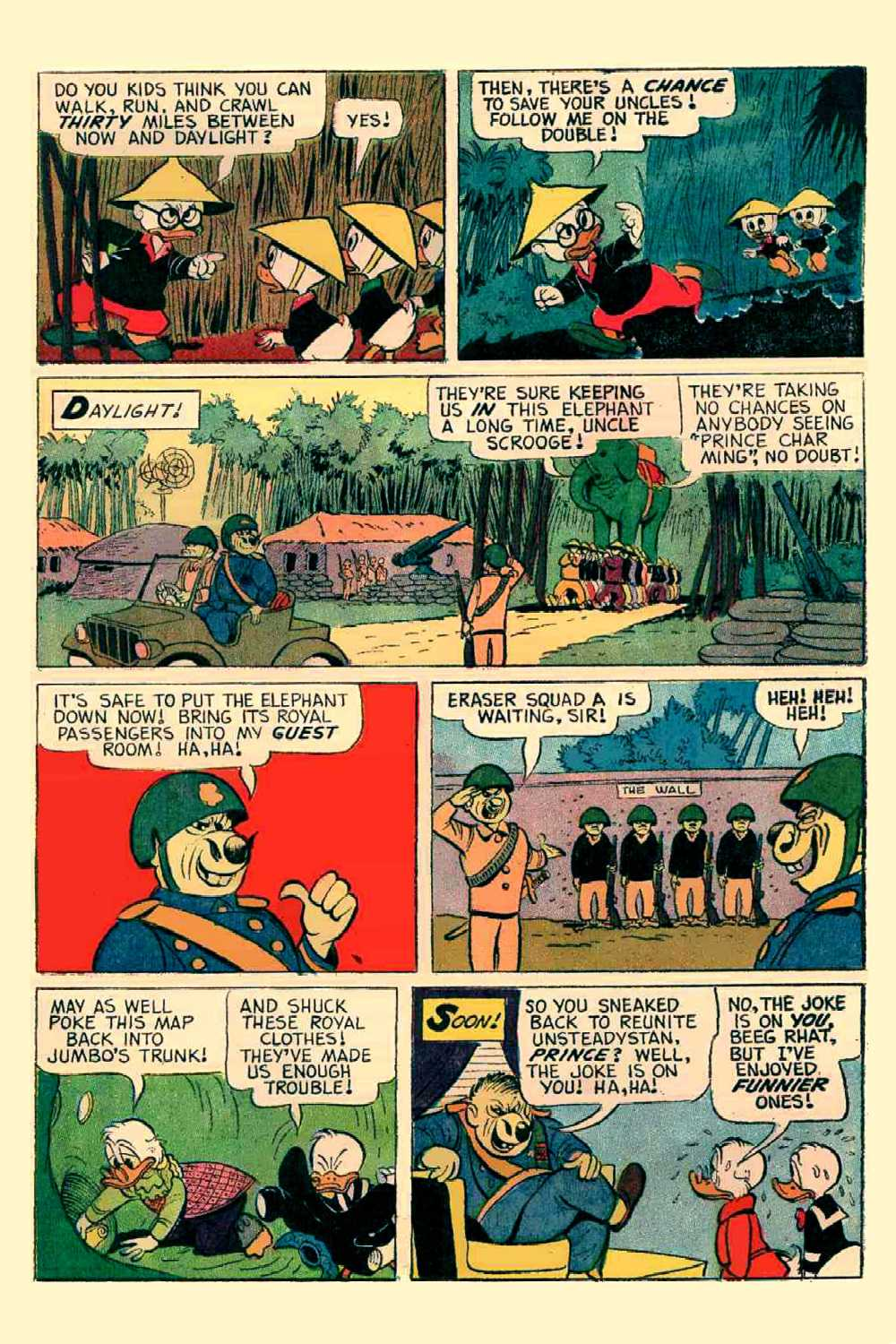 Read online Uncle Scrooge (1953) comic -  Issue #64 - 21