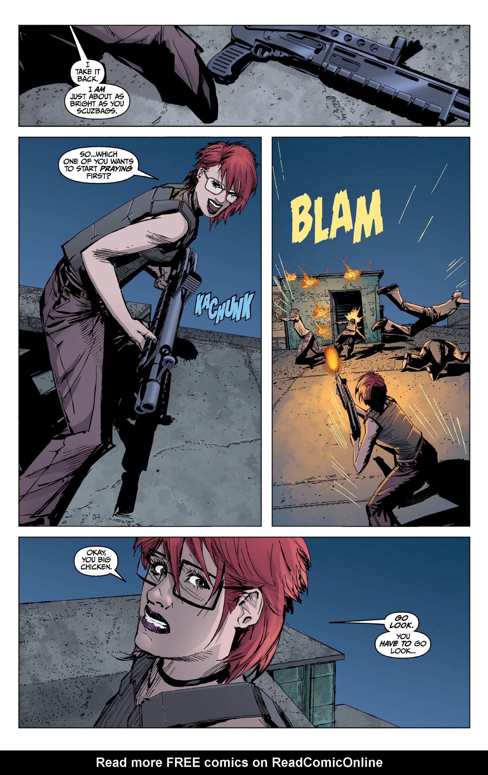 Read online X: Big Bad comic -  Issue # Full - 120