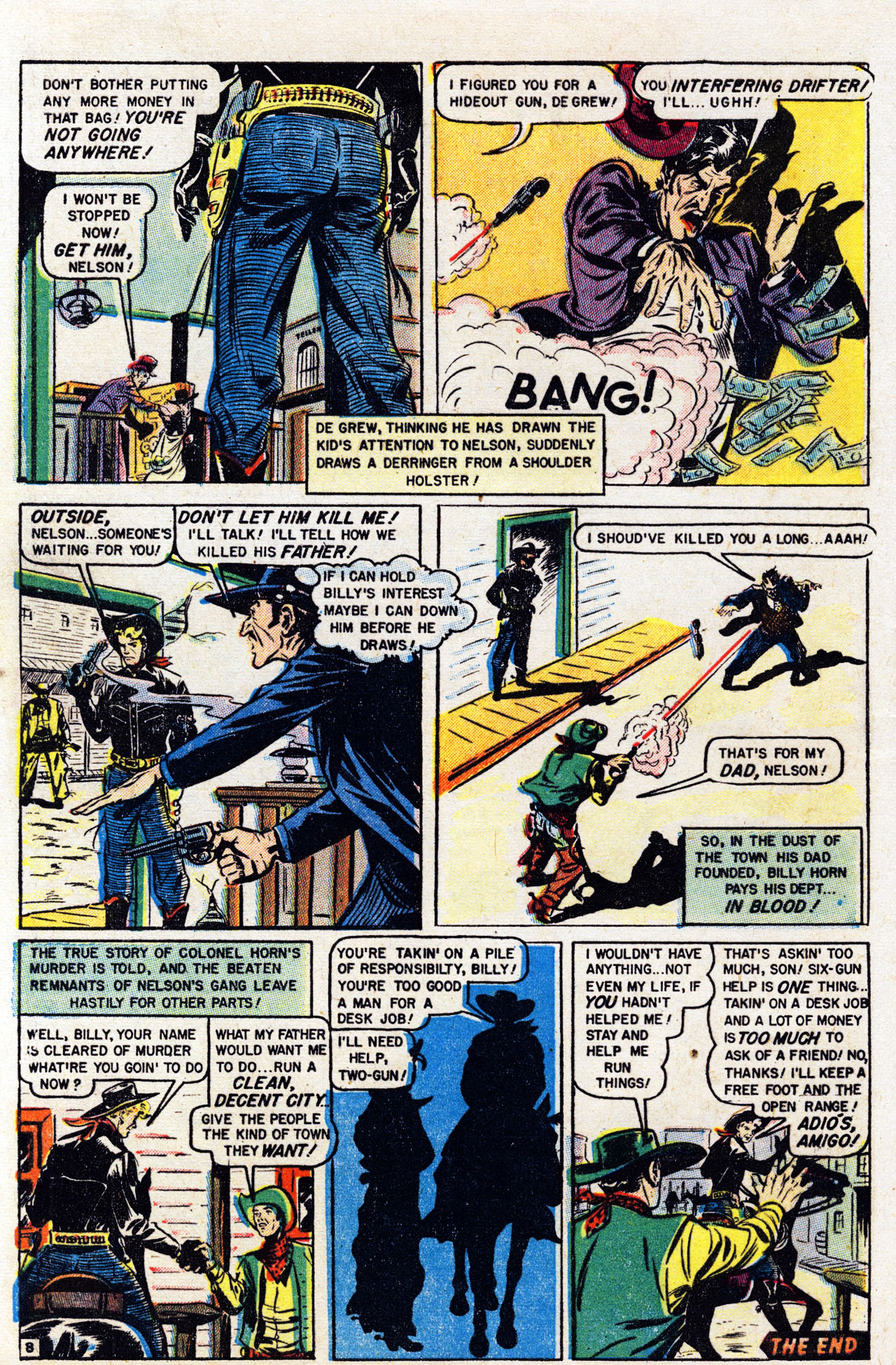 Read online Two-Gun Kid comic -  Issue #7 - 10