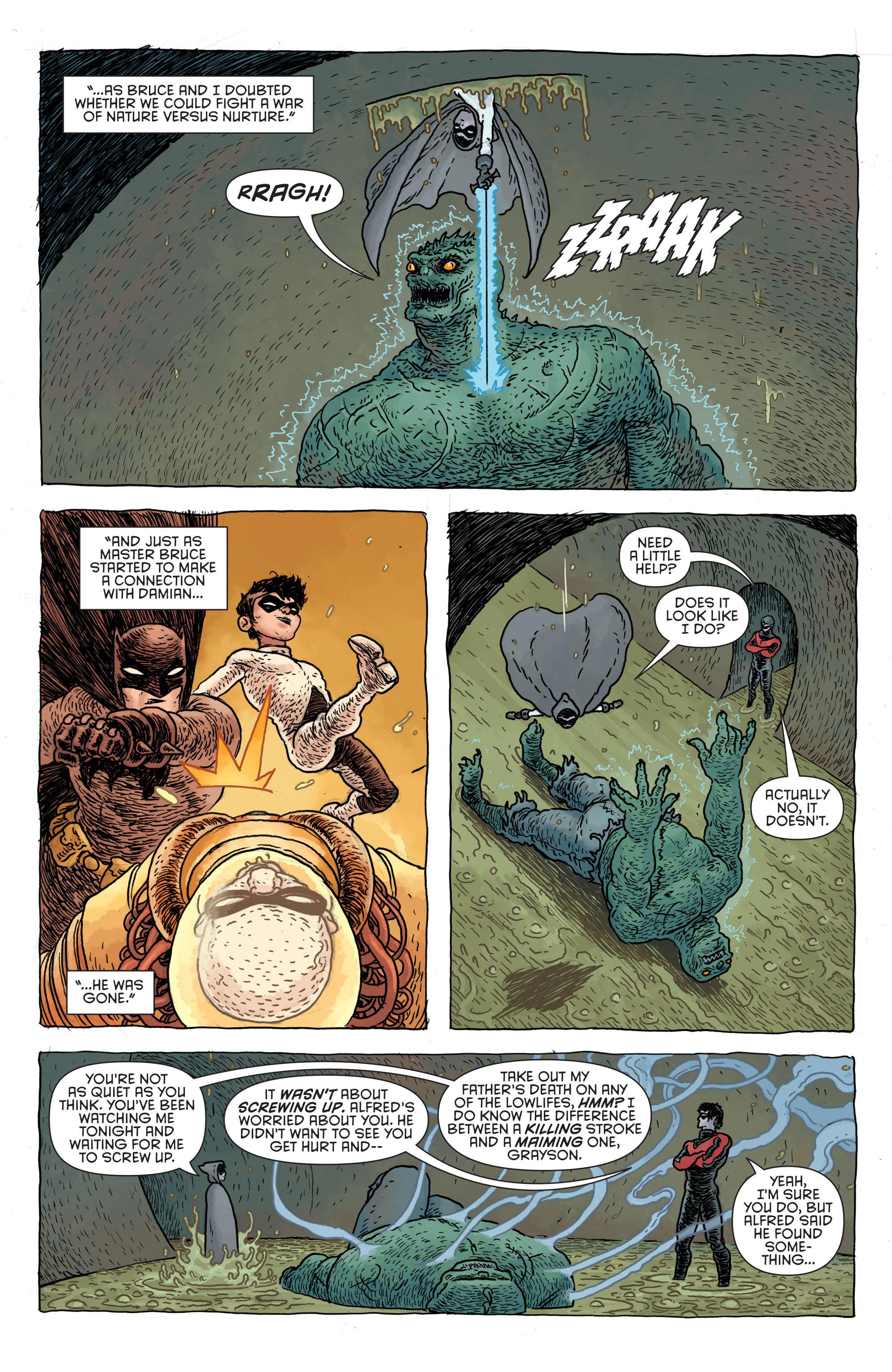 Read online Secret Origins (2014) comic -  Issue #4 - 34