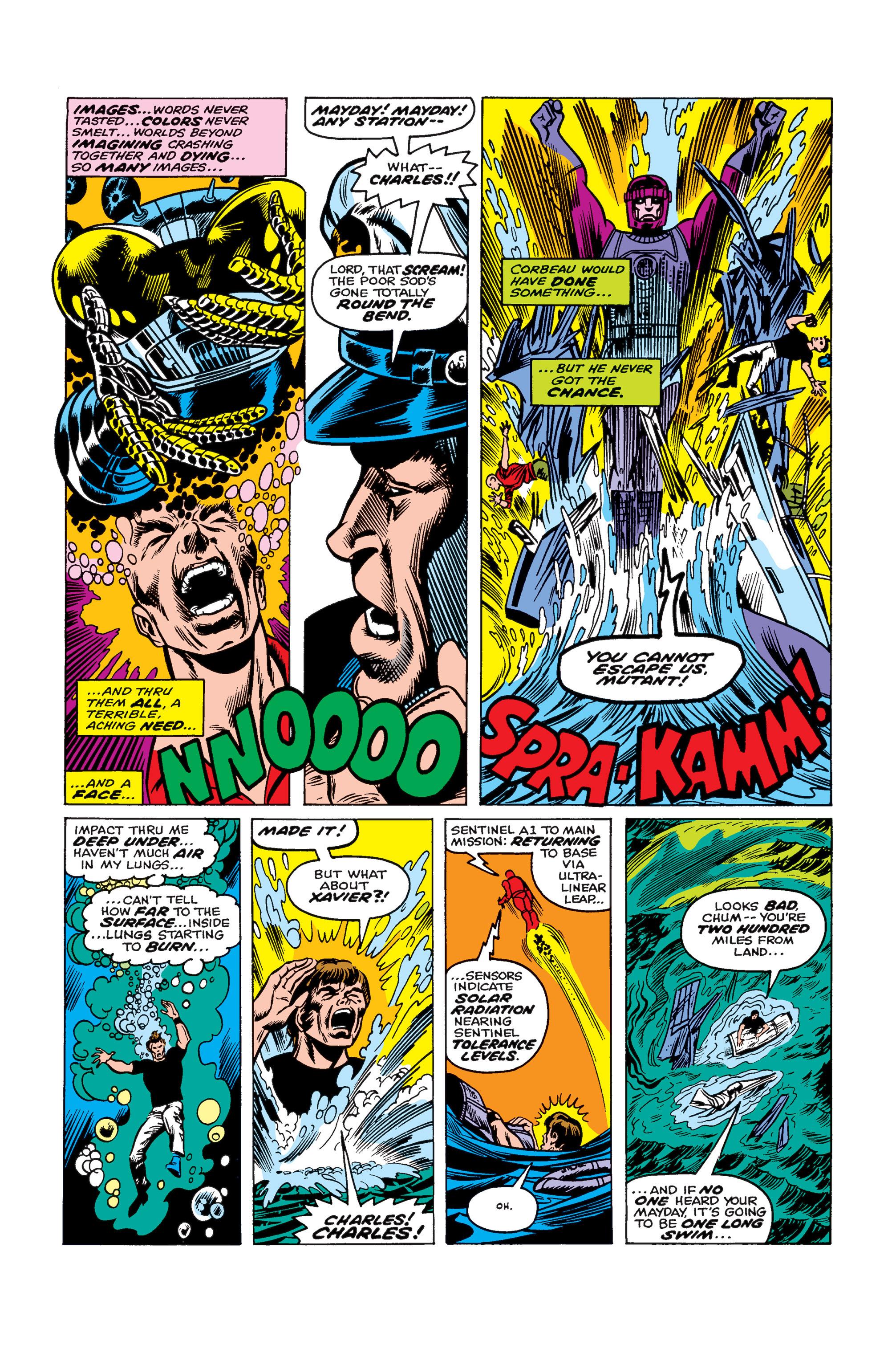 Uncanny X-Men (1963) 98 Page 11