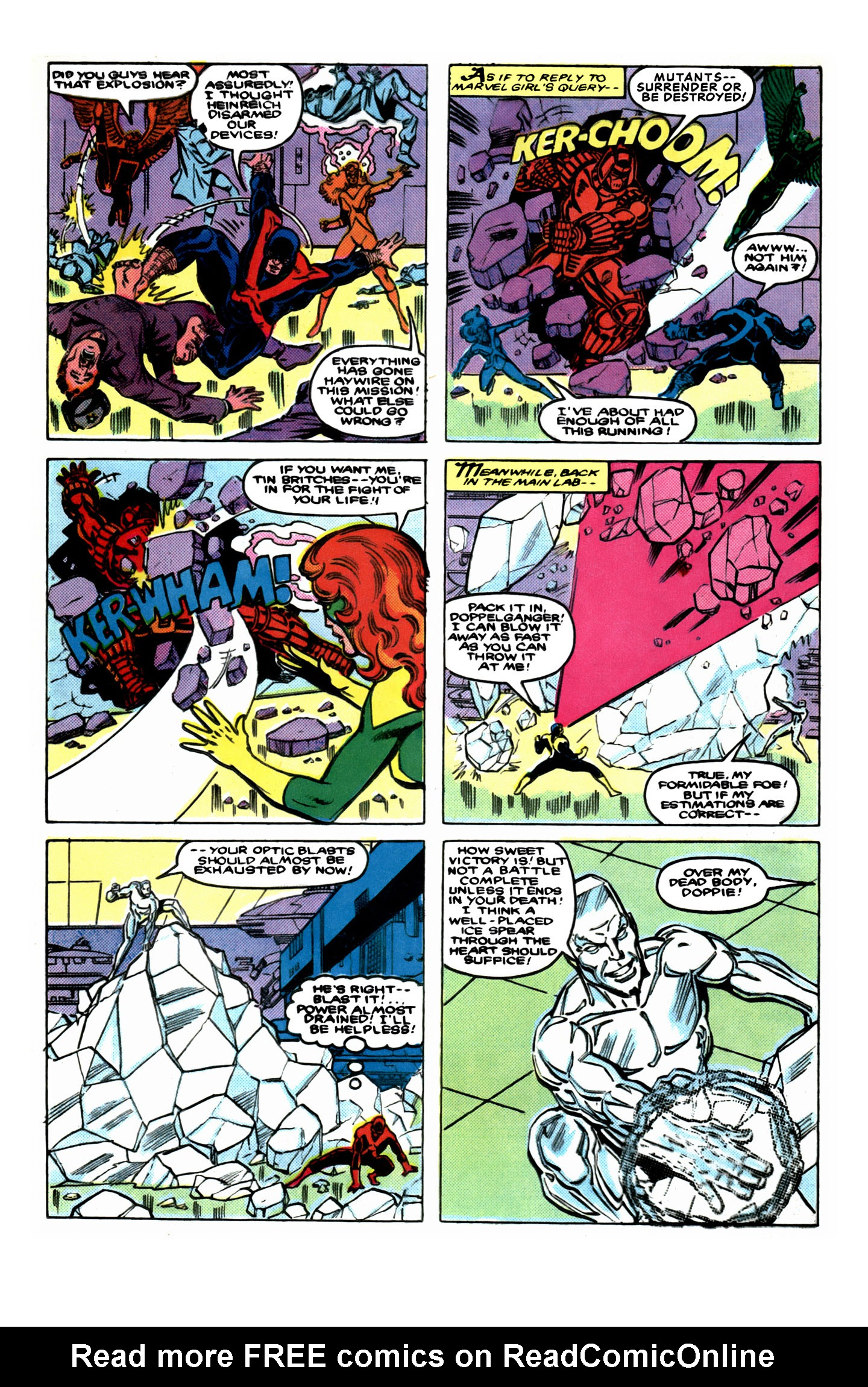 Read online X-Factor (1986) comic -  Issue # _ Annual 1 - 33