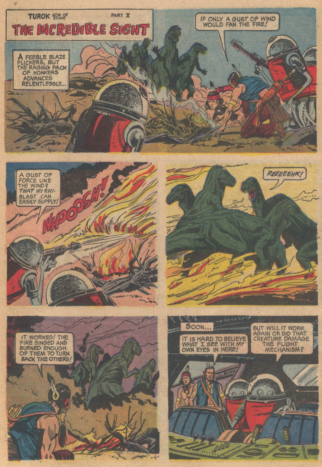 Read online Turok, Son of Stone comic -  Issue #58 - 25