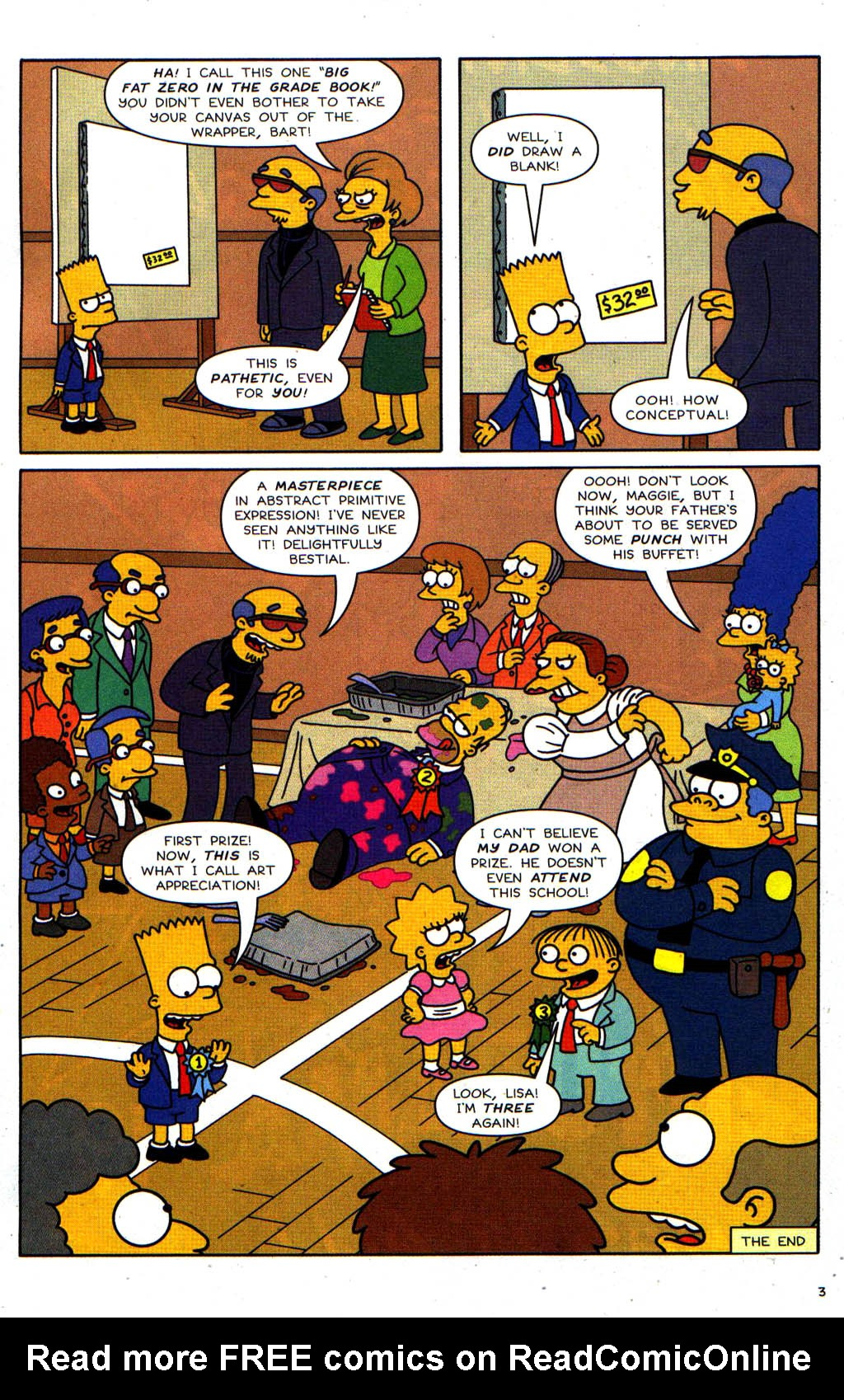 Read online Simpsons Comics Presents Bart Simpson comic -  Issue #19 - 12
