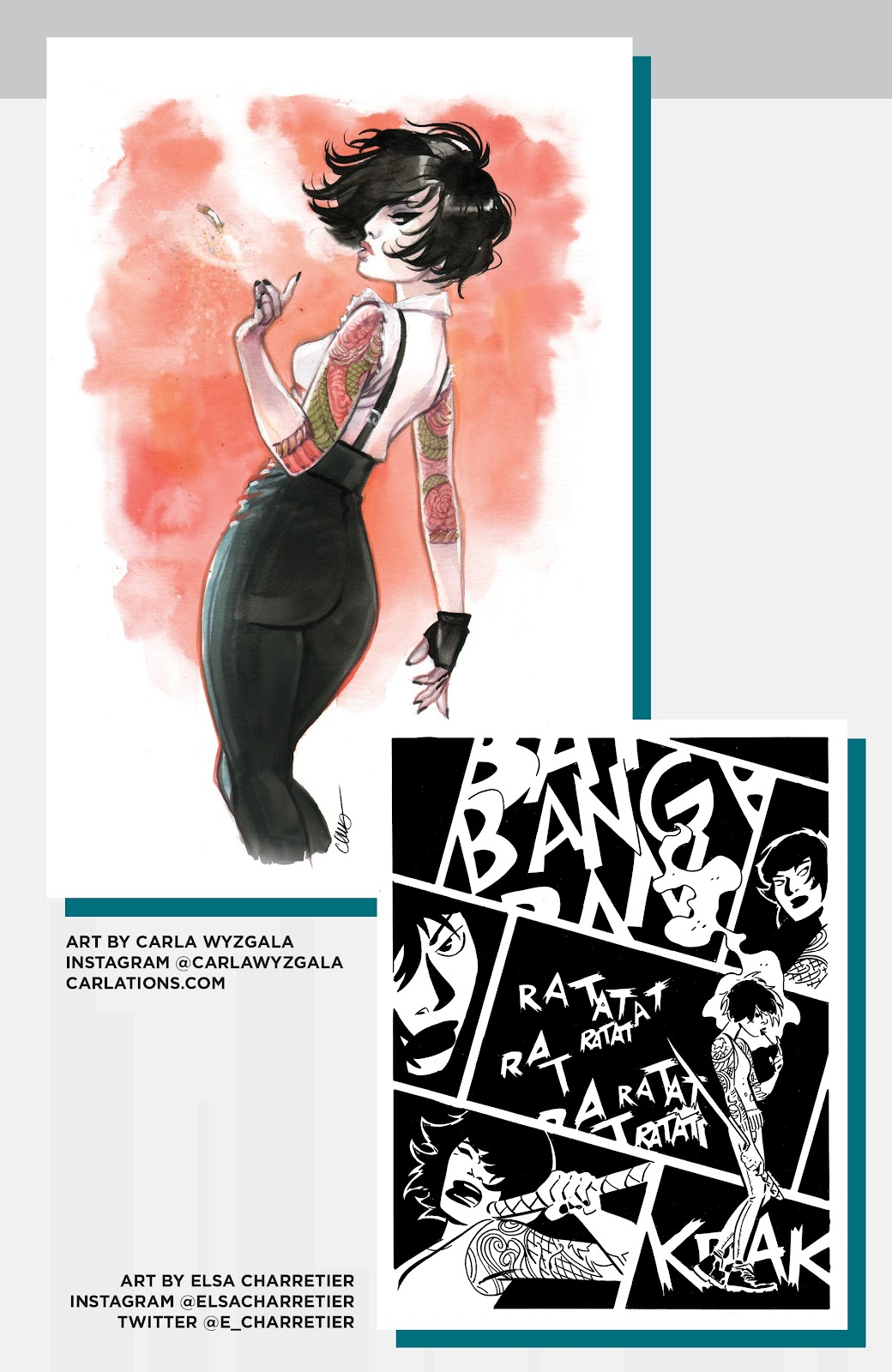 Read online Deadly Class comic -  Issue #38 - 28