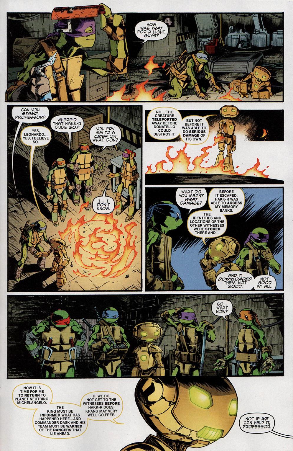 Read online Free Comic Book Day 2017 comic -  Issue # Teenage Mutant Ninja Turtles - 21