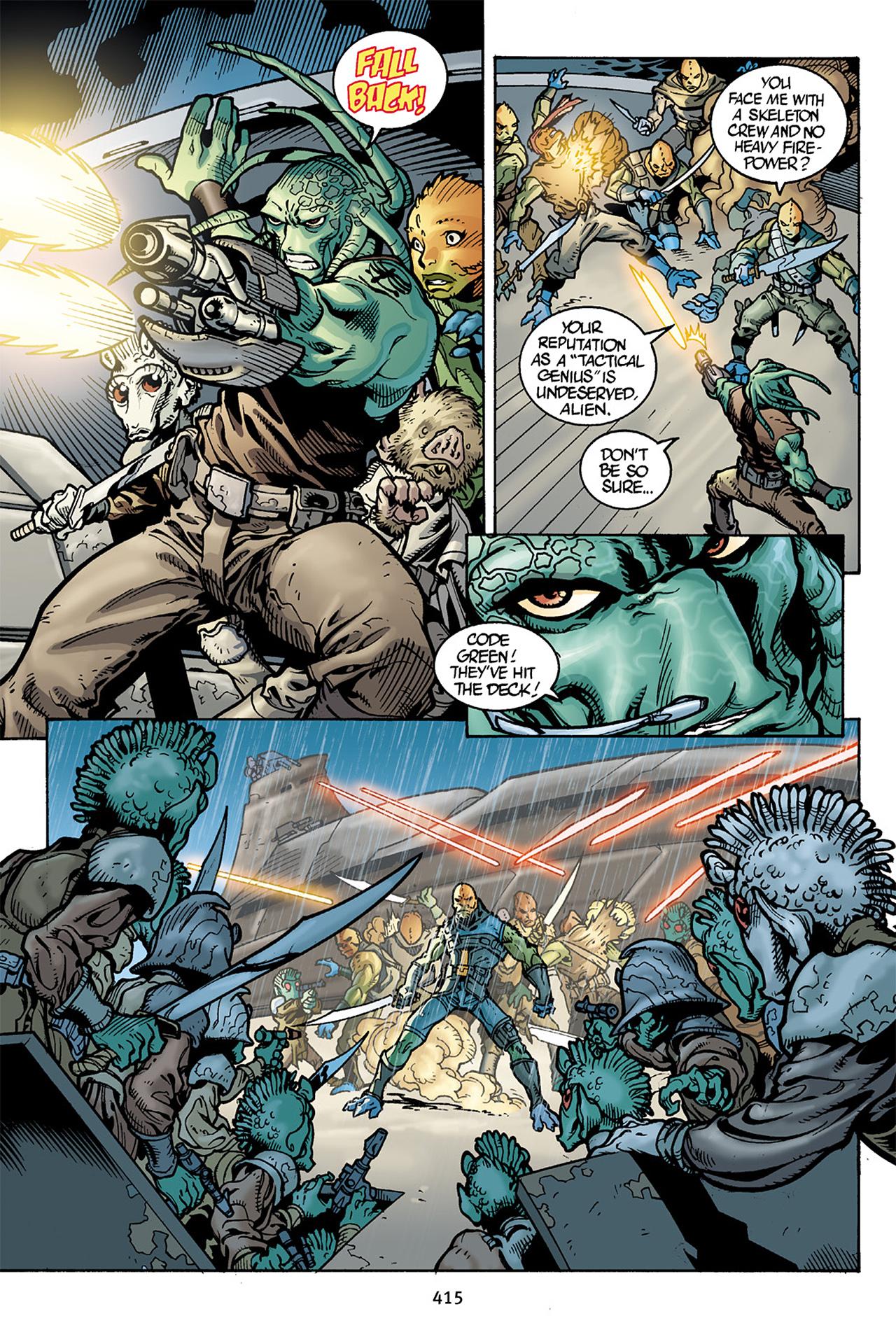 Read online Star Wars Omnibus comic -  Issue # Vol. 10 - 408