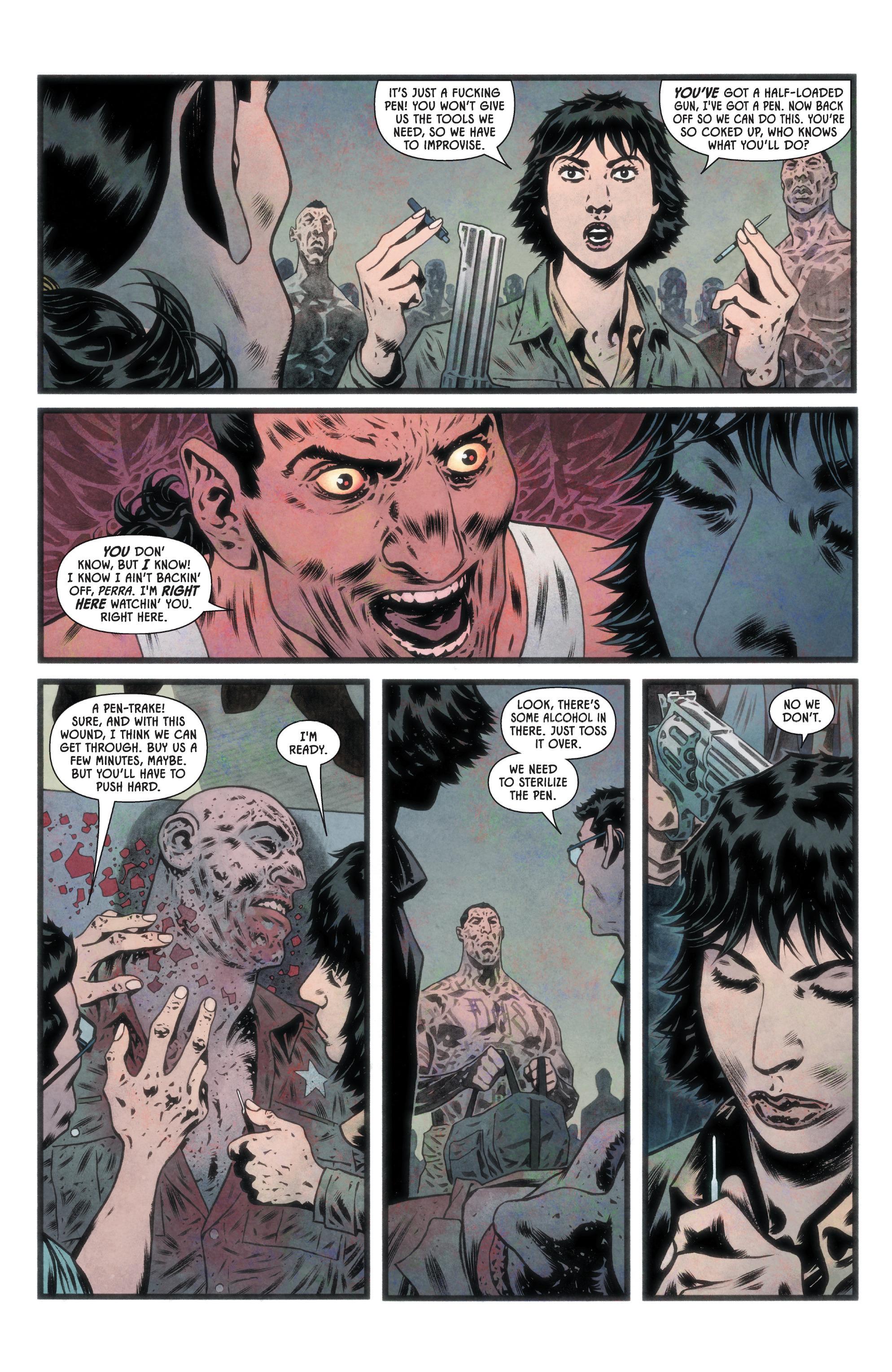 Read online Dead Inside comic -  Issue #5 - 17