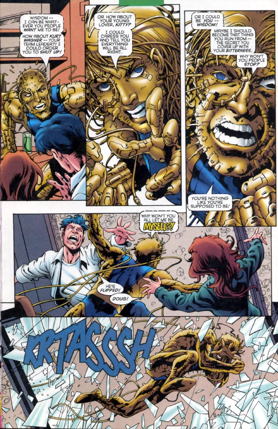 Excalibur (1988) issue 104 - Page 9