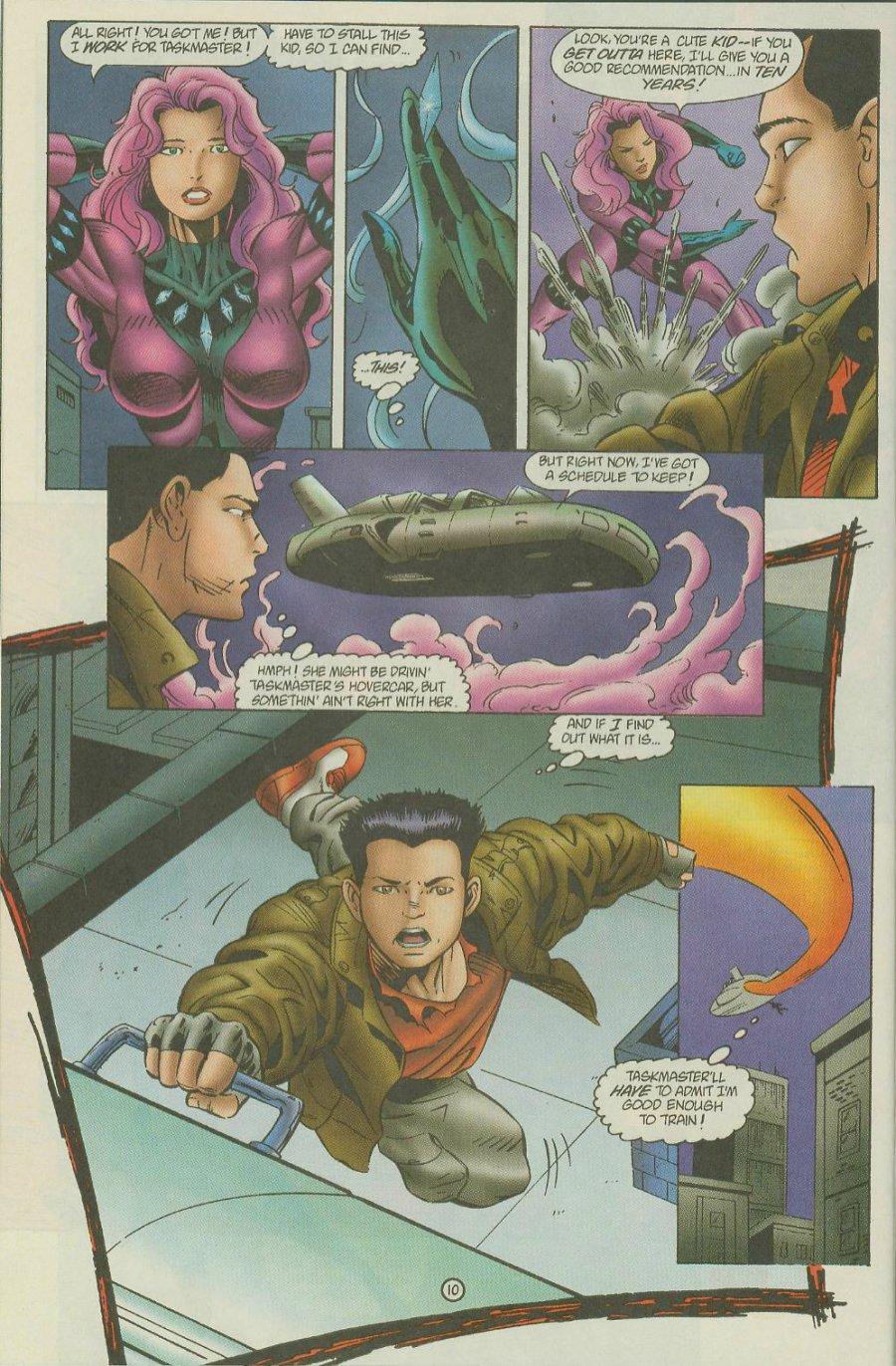 Read online Siren comic -  Issue #1 - 12