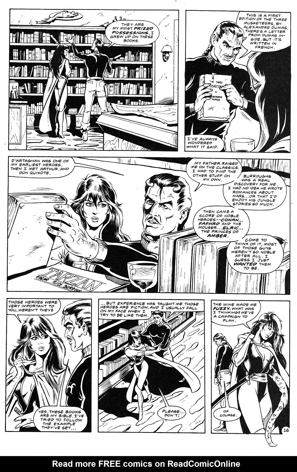 Ex-Mutants: The Shattered Earth Chronicles issue 9 - Page 18