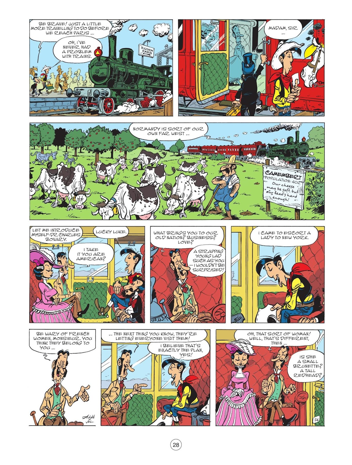 A Lucky Luke Adventure issue 71 - Page 30