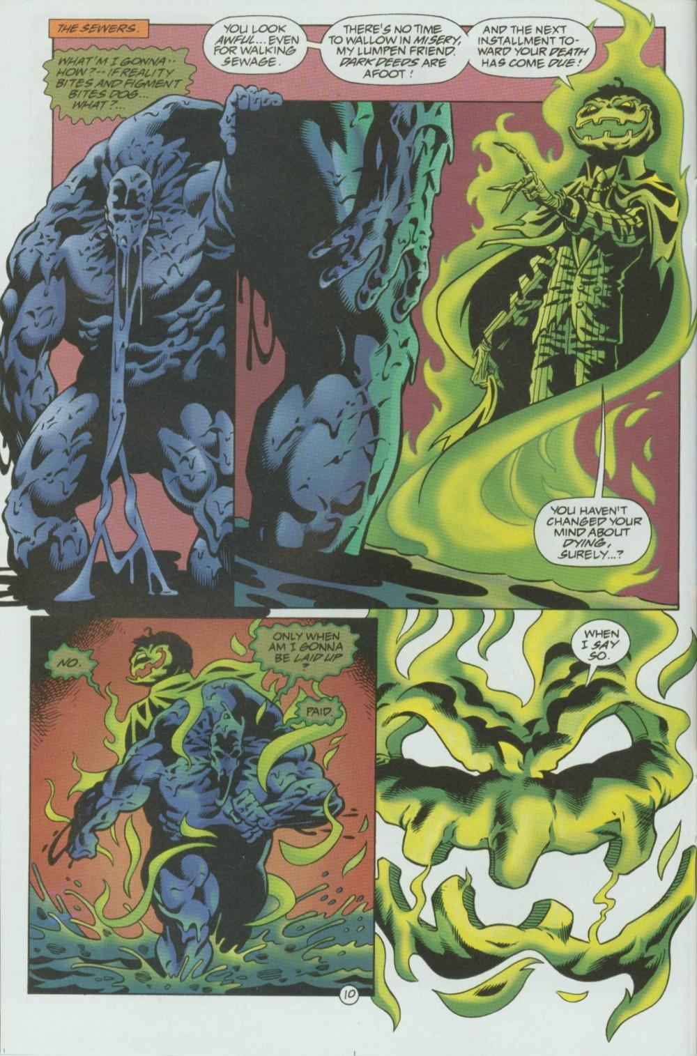 Read online Sludge comic -  Issue #8 - 11