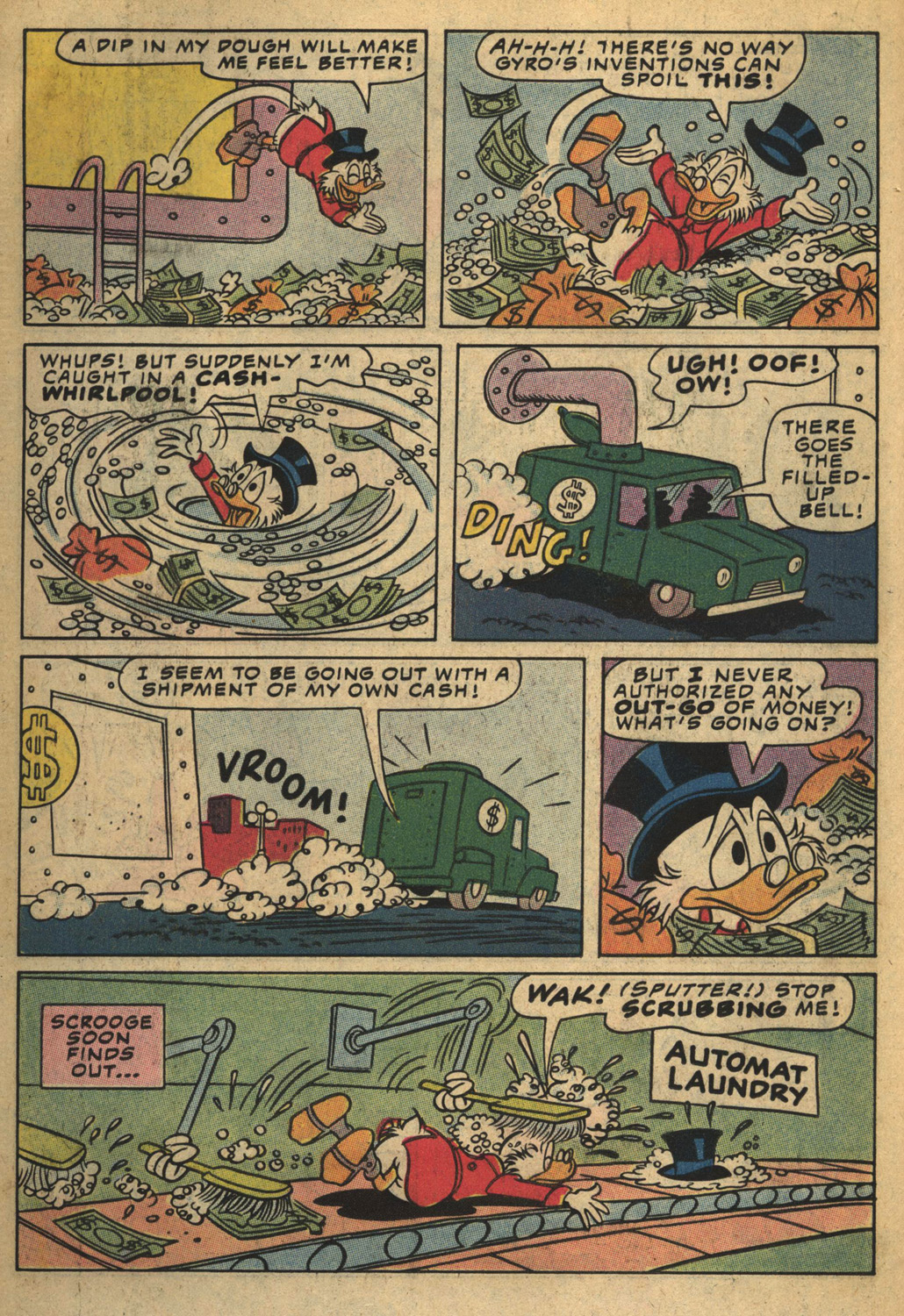 Read online Uncle Scrooge (1953) comic -  Issue #193 - 18