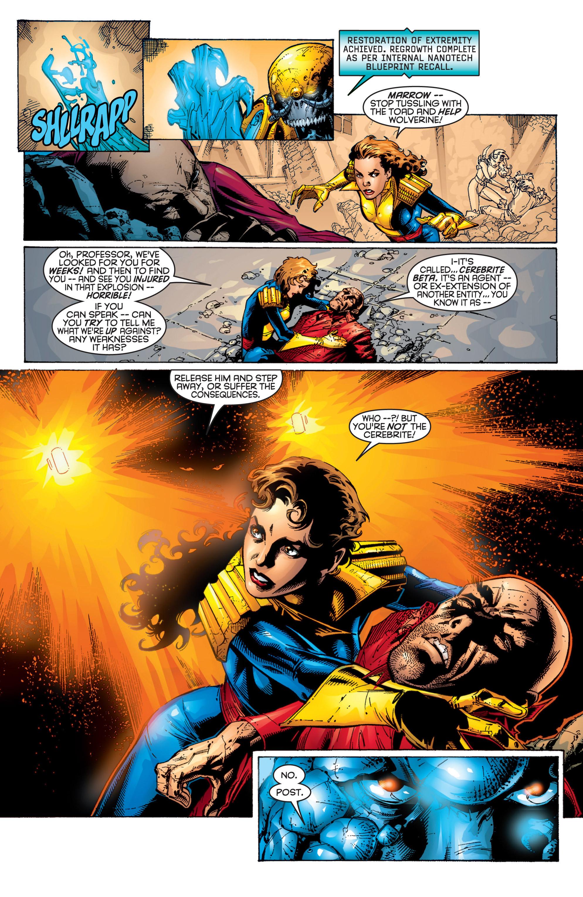 Read online Uncanny X-Men (1963) comic -  Issue #364 - 9