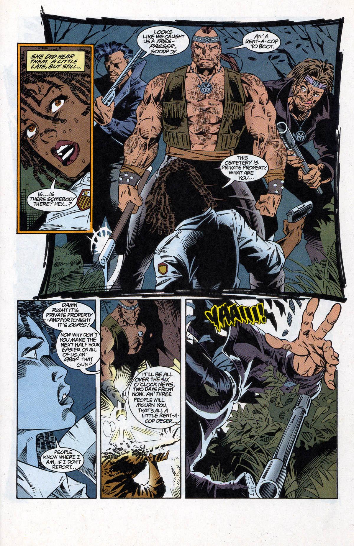 Read online Artemis: Requiem comic -  Issue #2 - 9