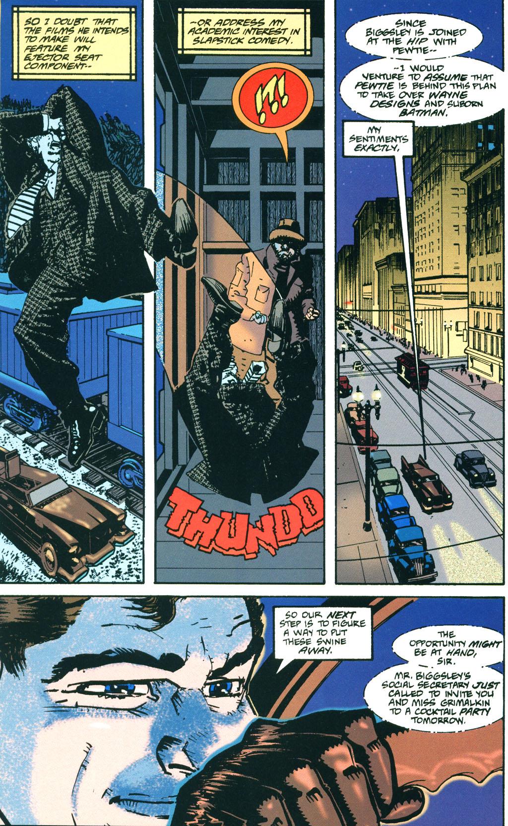 Read online Batman: Dark Allegiances comic -  Issue # Full - 46