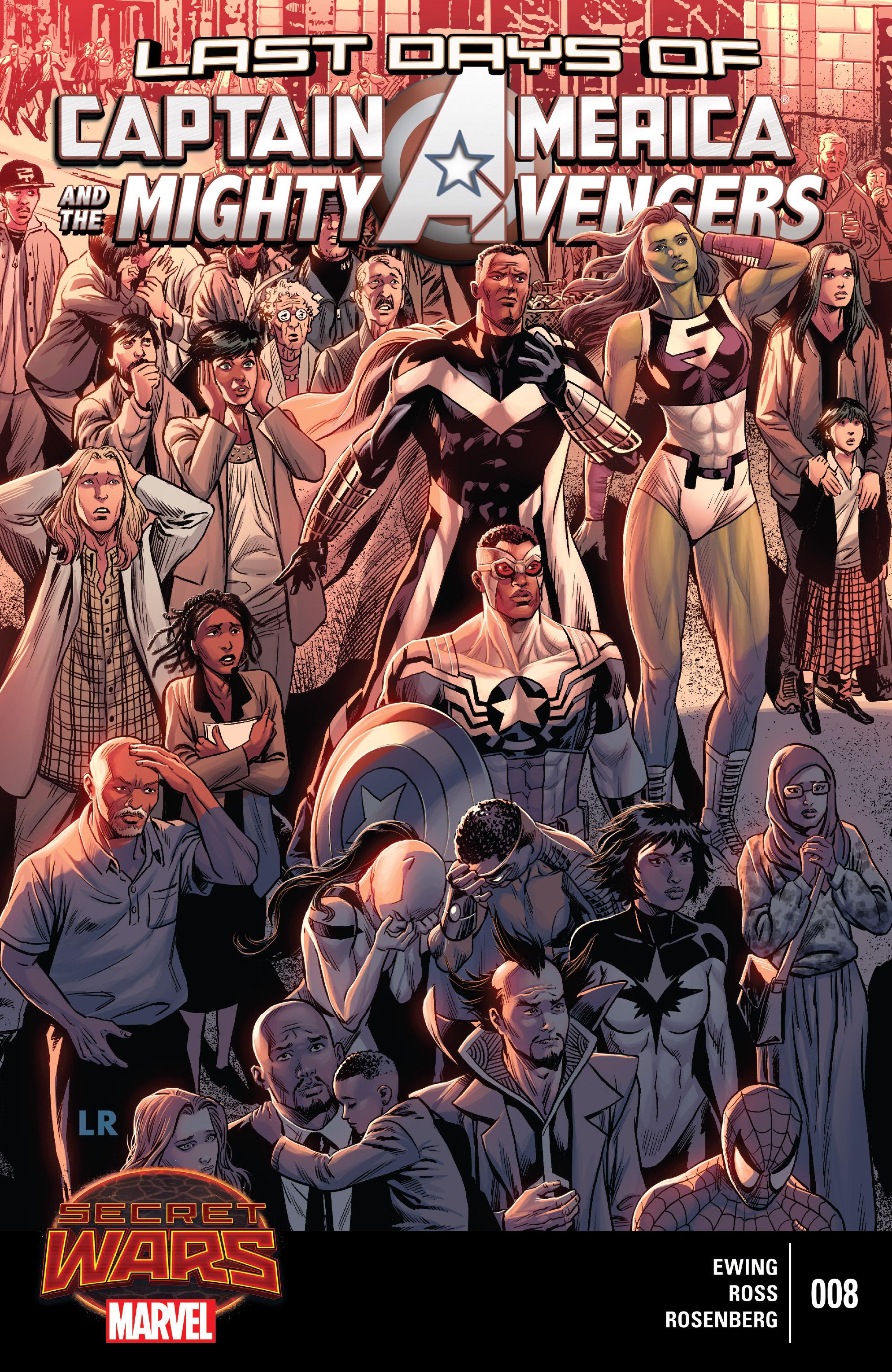 Read online Secret Wars: Last Days of the Marvel Universe comic -  Issue # TPB (Part 1) - 4