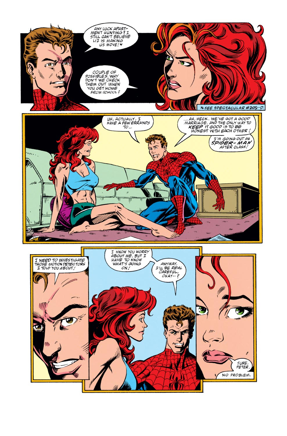 The Amazing Spider-Man (1963) 383 Page 8