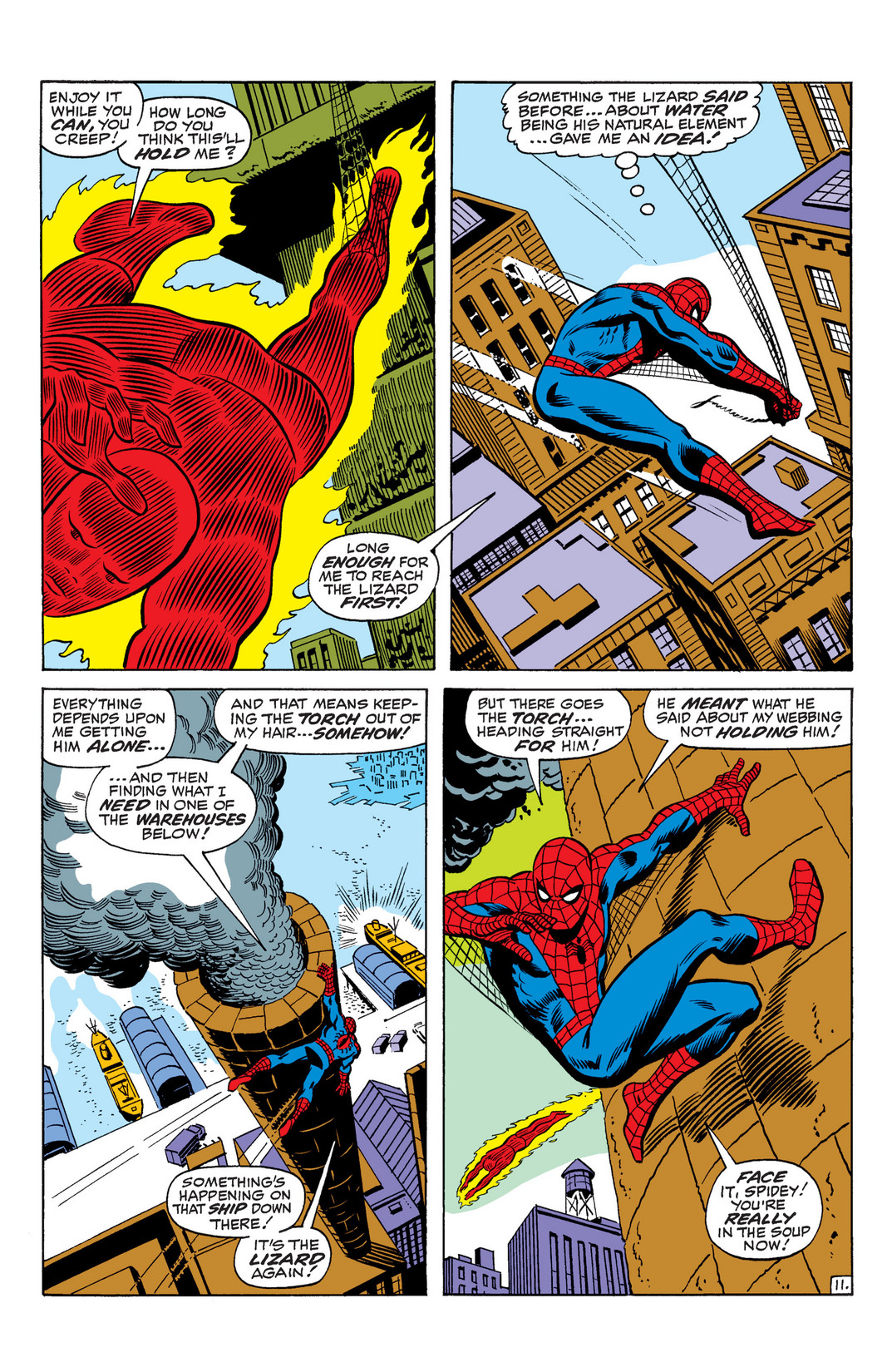 The Amazing Spider-Man (1963) 77 Page 11