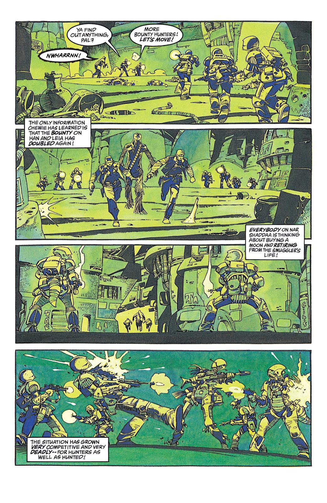 Read online Star Wars: Dark Empire Trilogy comic -  Issue # TPB (Part 2) - 94