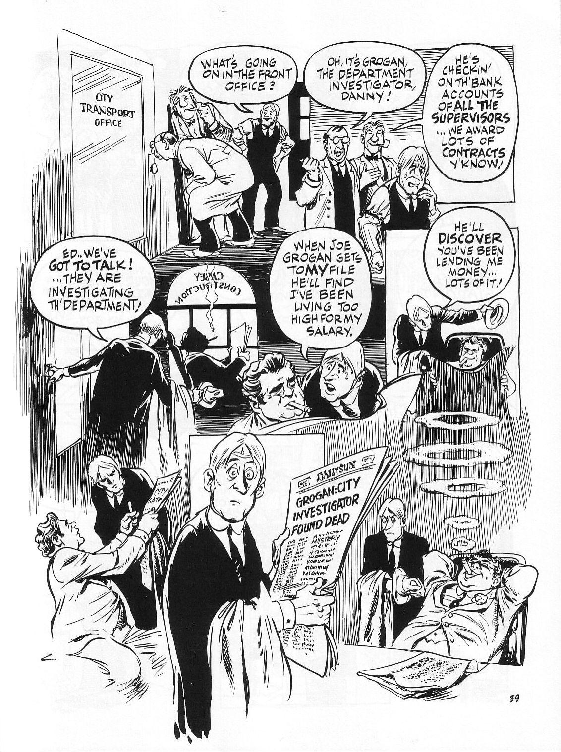 Read online Dropsie Avenue, The Neighborhood comic -  Issue # Full - 41