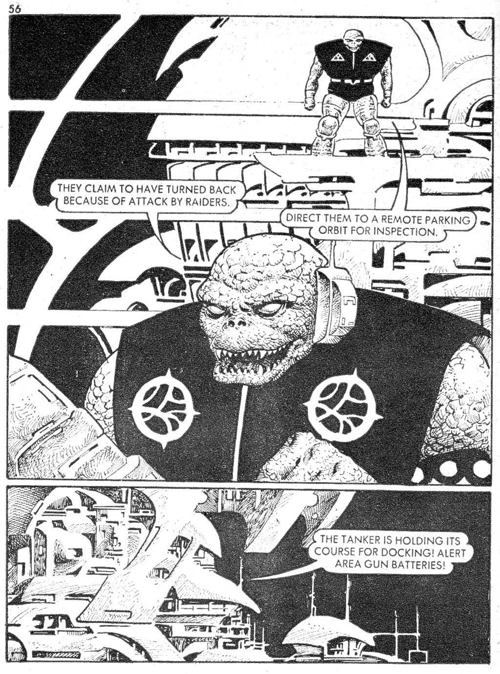 Starblazer issue 87 - Page 56