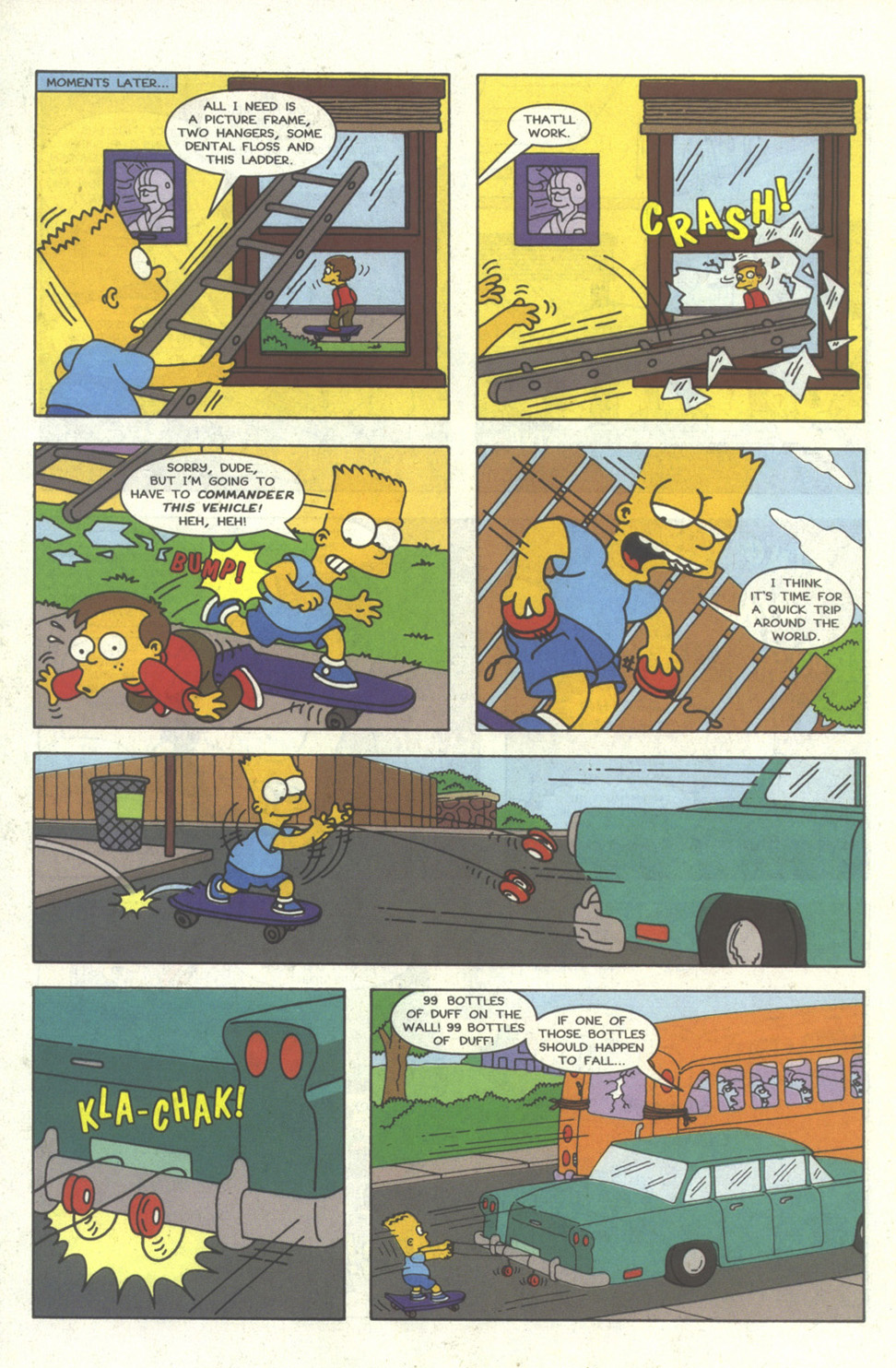 Read online Simpsons Comics comic -  Issue #26 - 9