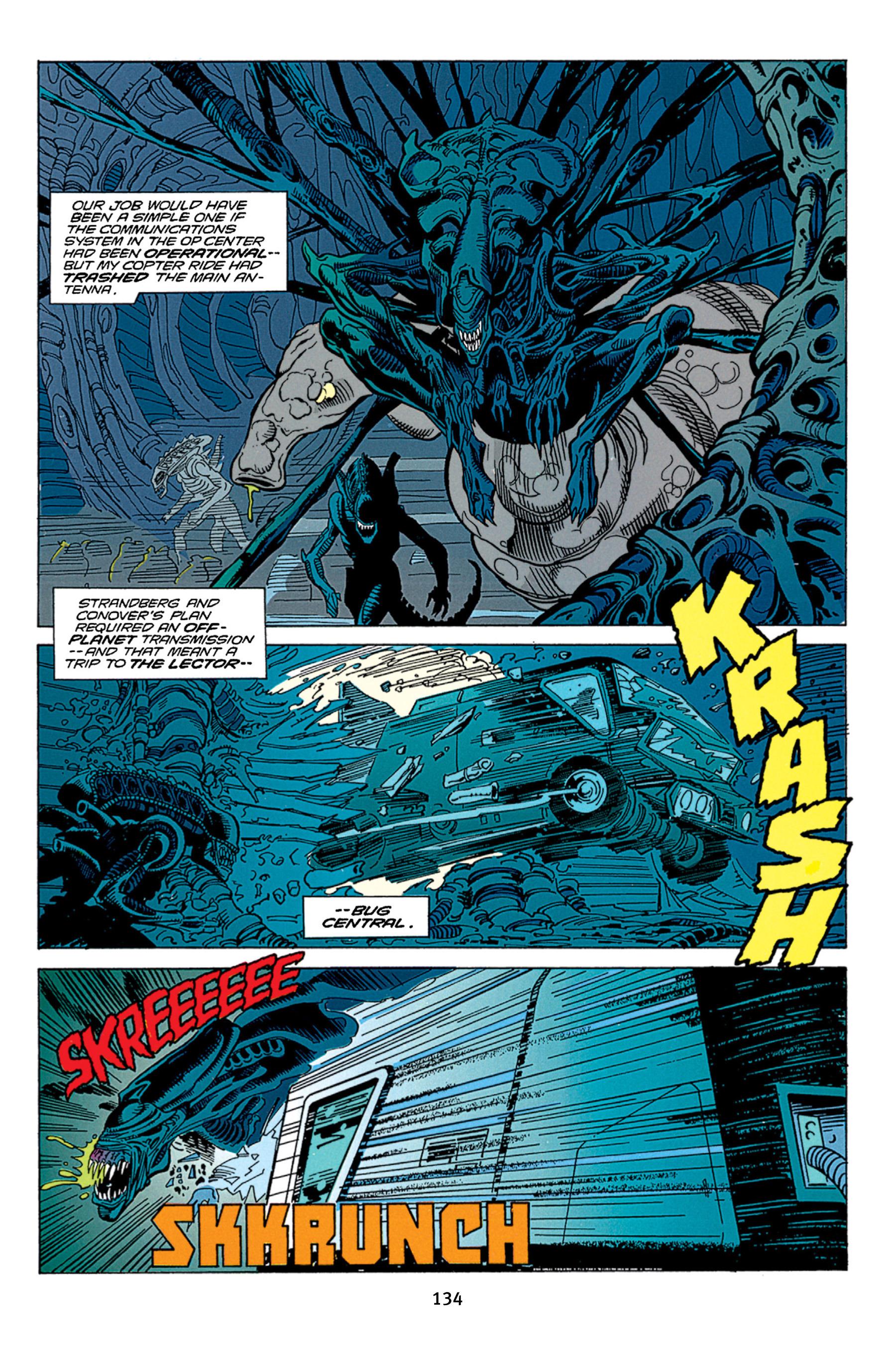Read online Aliens vs. Predator Omnibus comic -  Issue # _TPB 1 Part 2 - 33