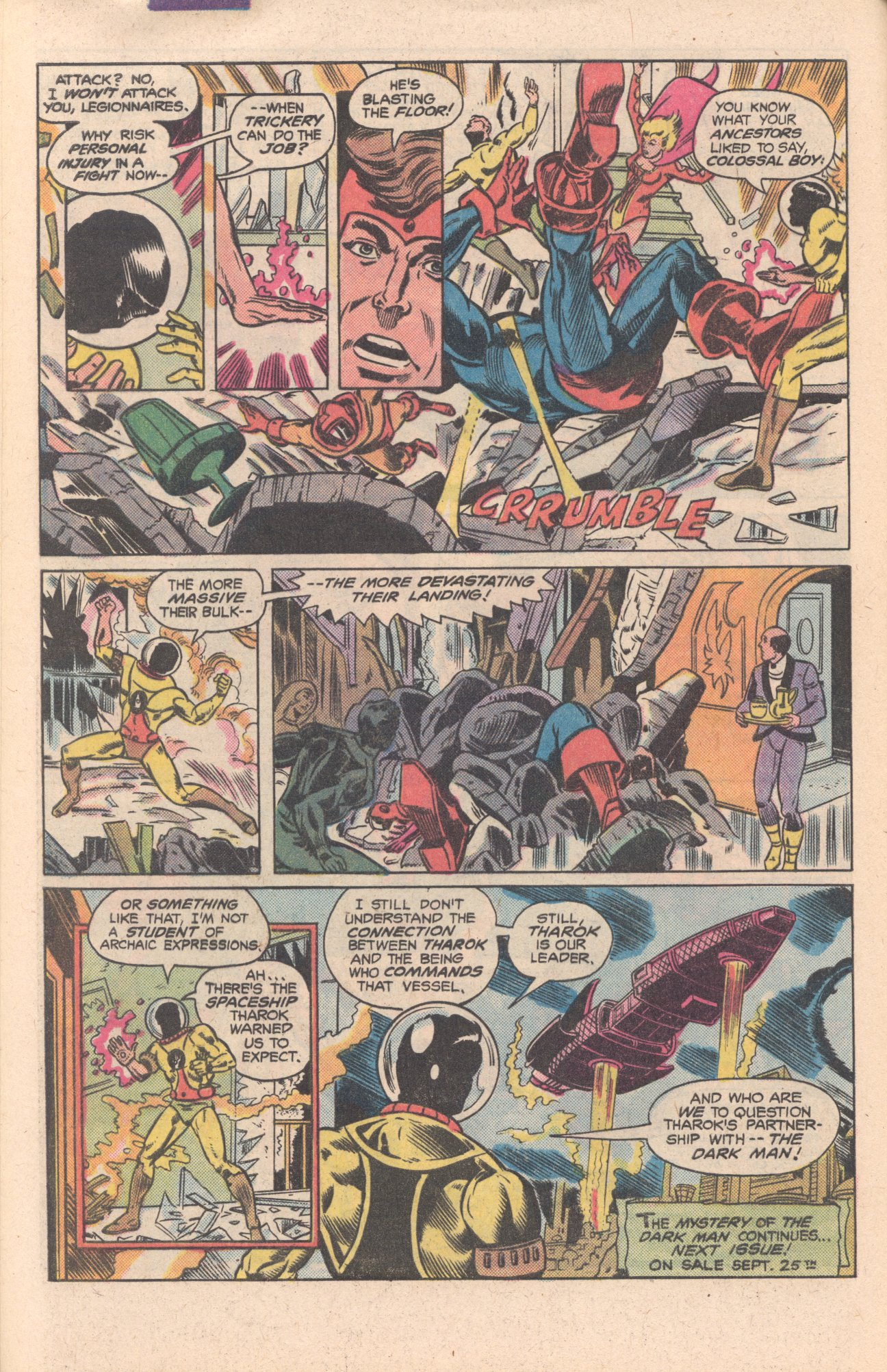 Legion of Super-Heroes (1980) 269 Page 26