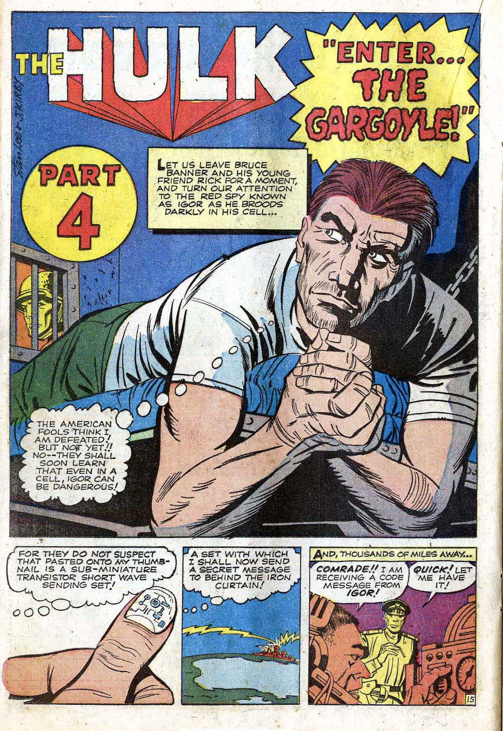 The Incredible Hulk (1962) issue 1 - Page 20