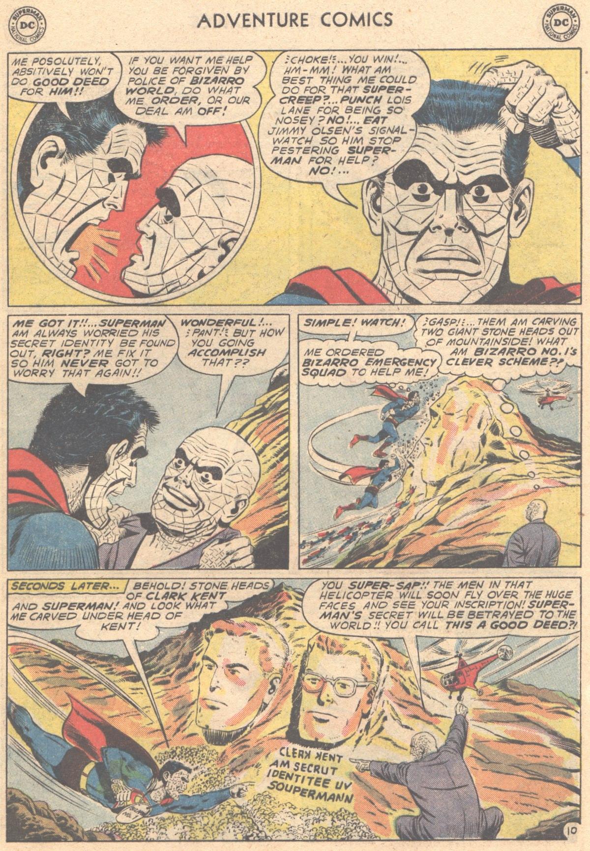 Read online Adventure Comics (1938) comic -  Issue #293 - 29