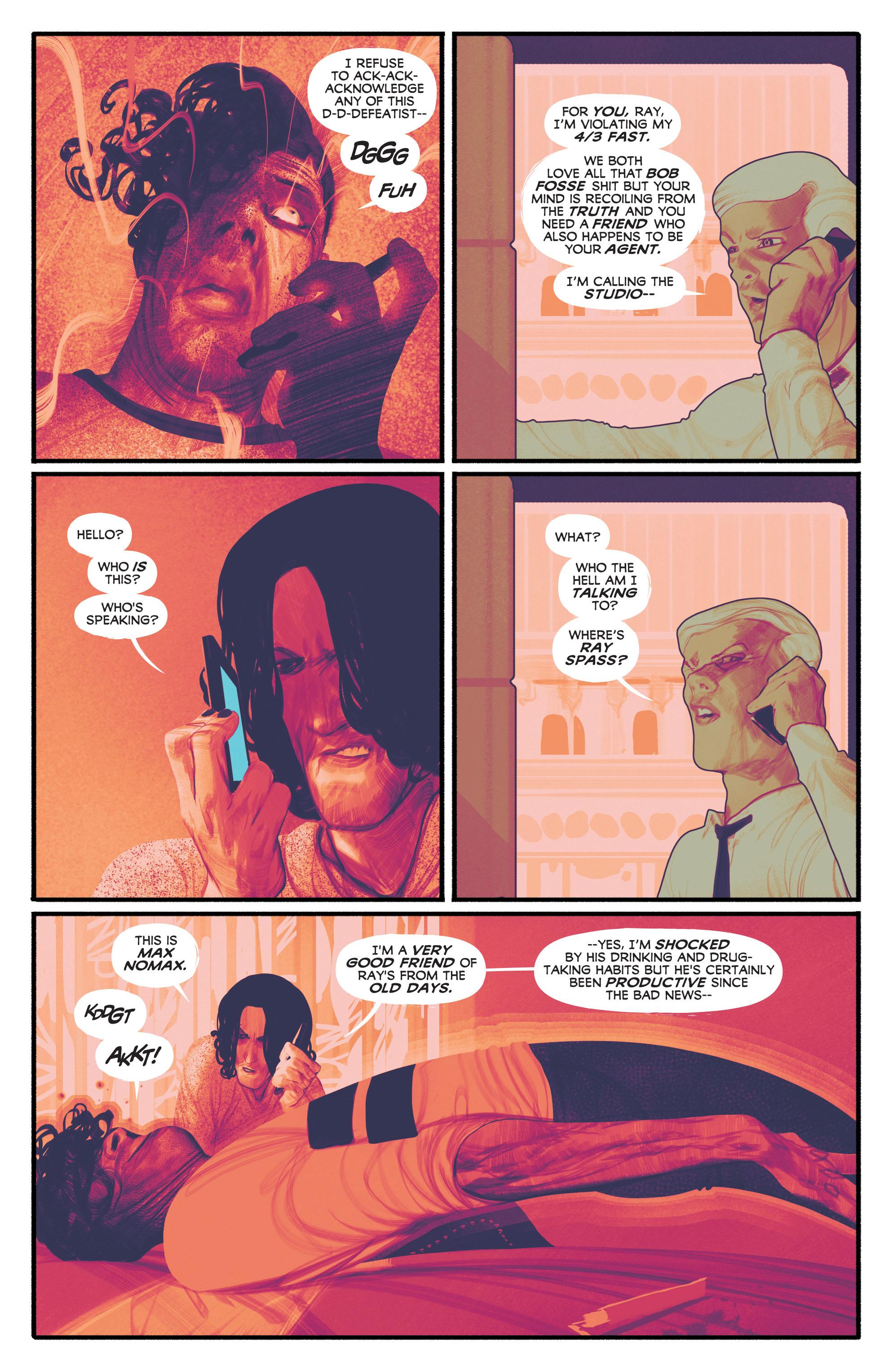 Read online Annihilator comic -  Issue #3 - 10