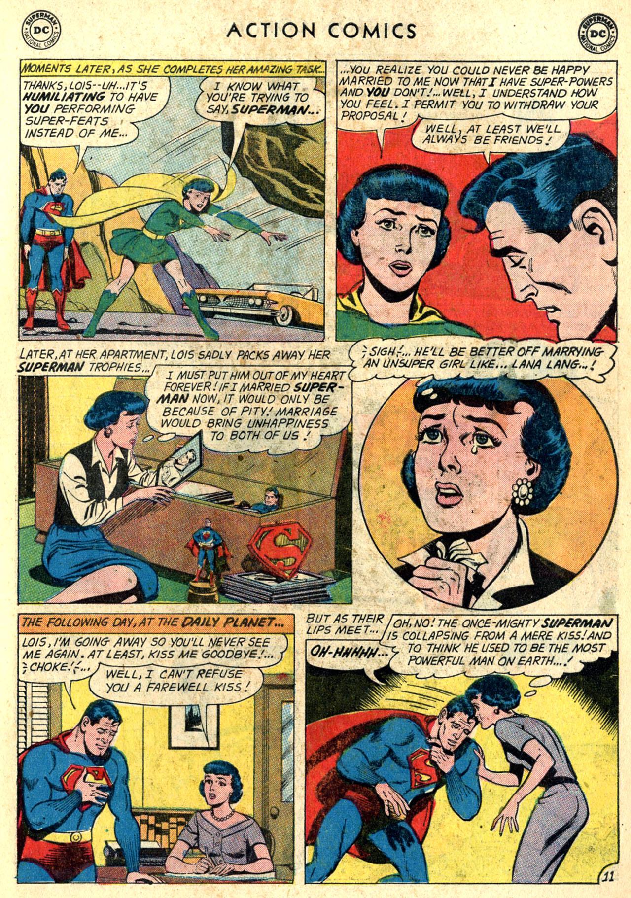 Action Comics (1938) 274 Page 12