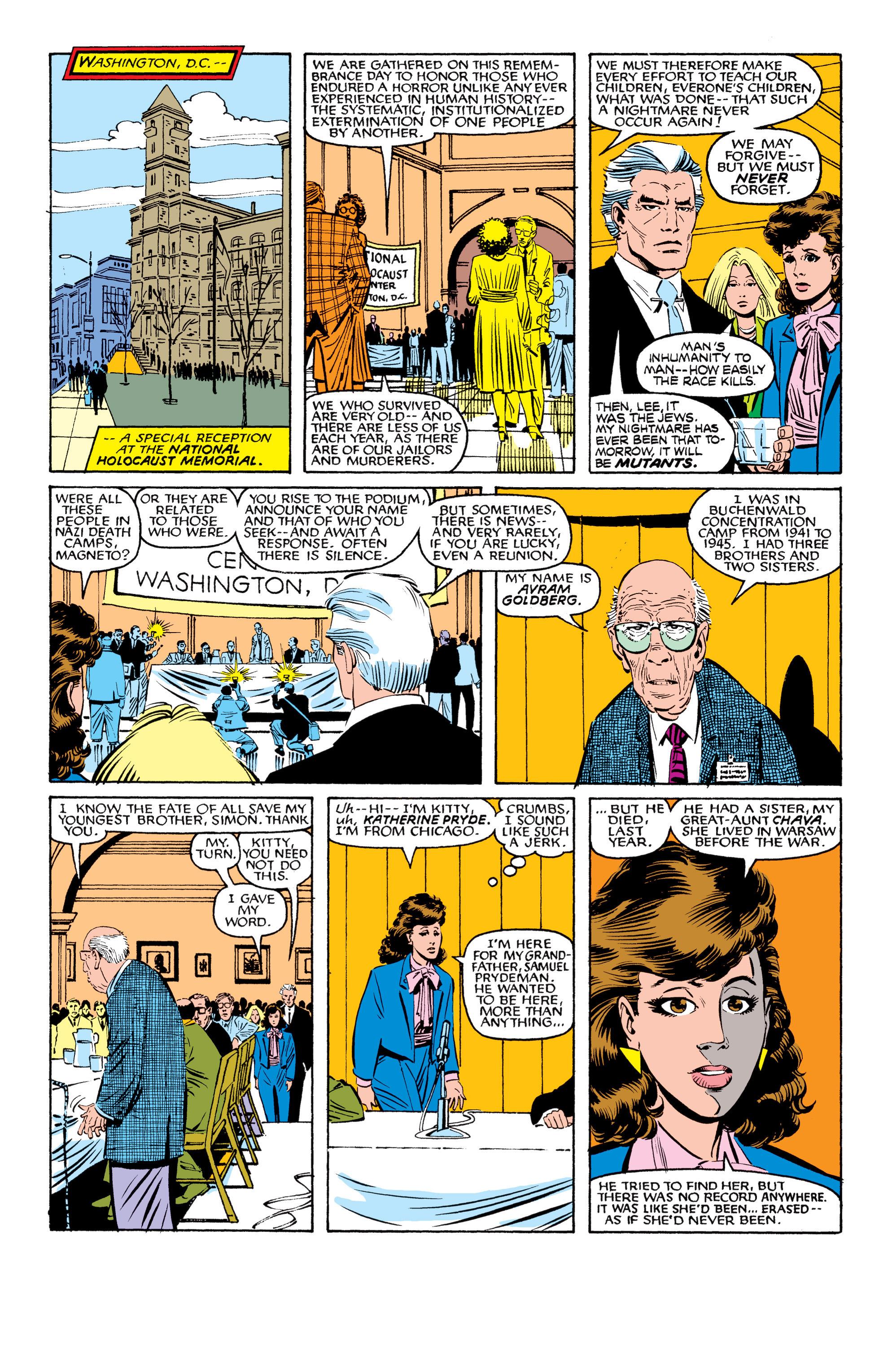 Read online Uncanny X-Men (1963) comic -  Issue #199 - 14