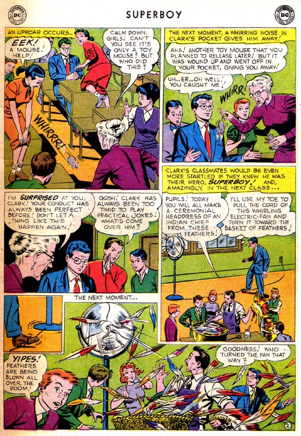 Superboy (1949) issue 71 - Page 12