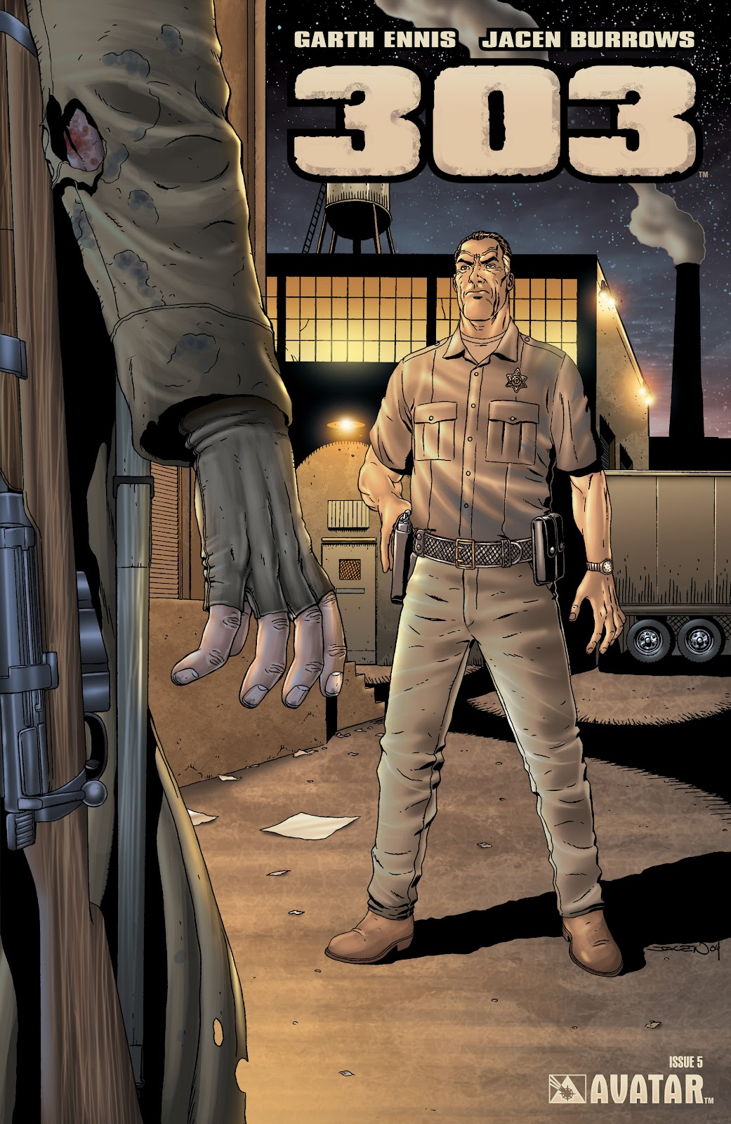 303 issue 5 - Page 1