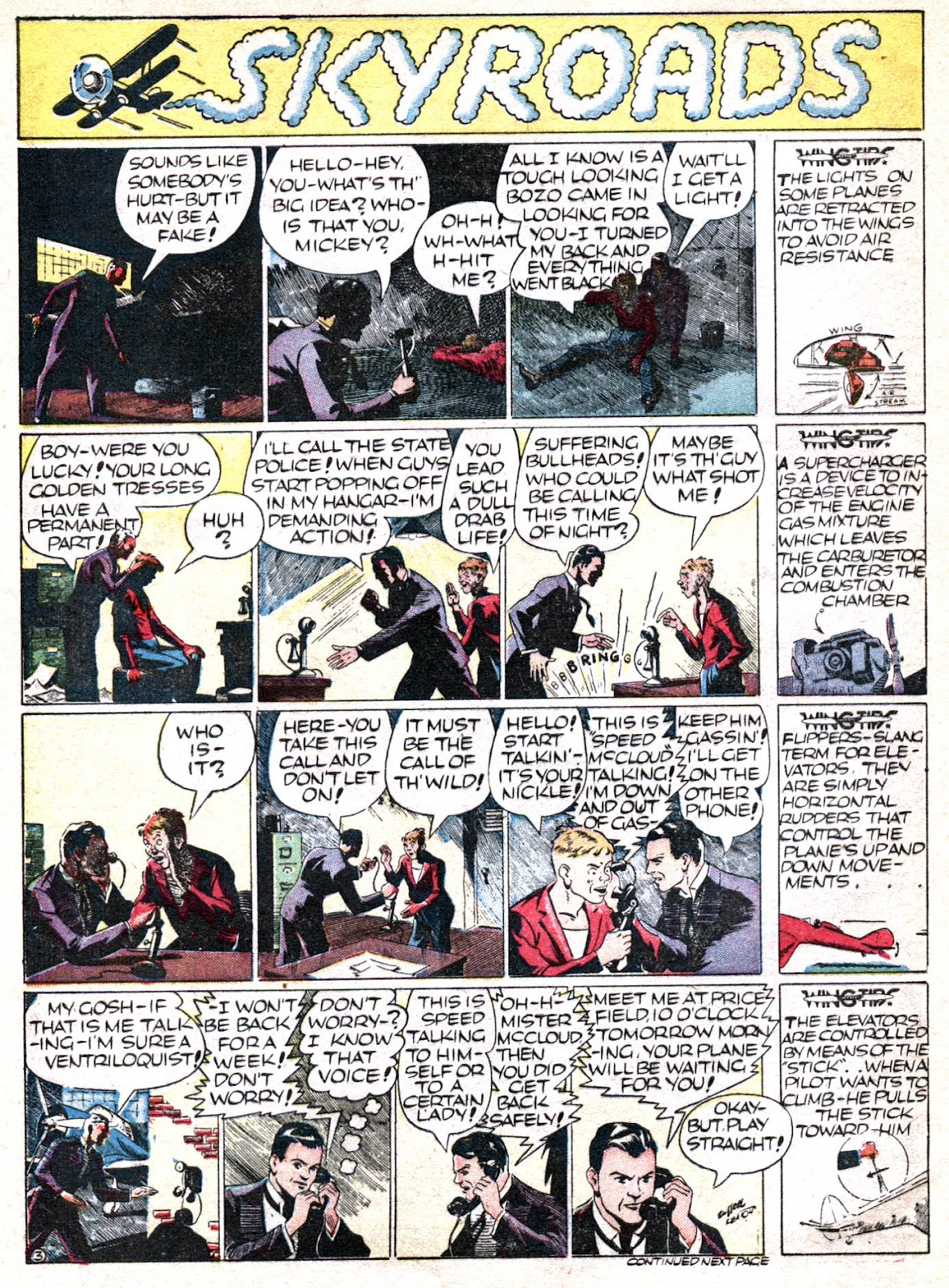 Read online Famous Funnies comic -  Issue #66 - 12