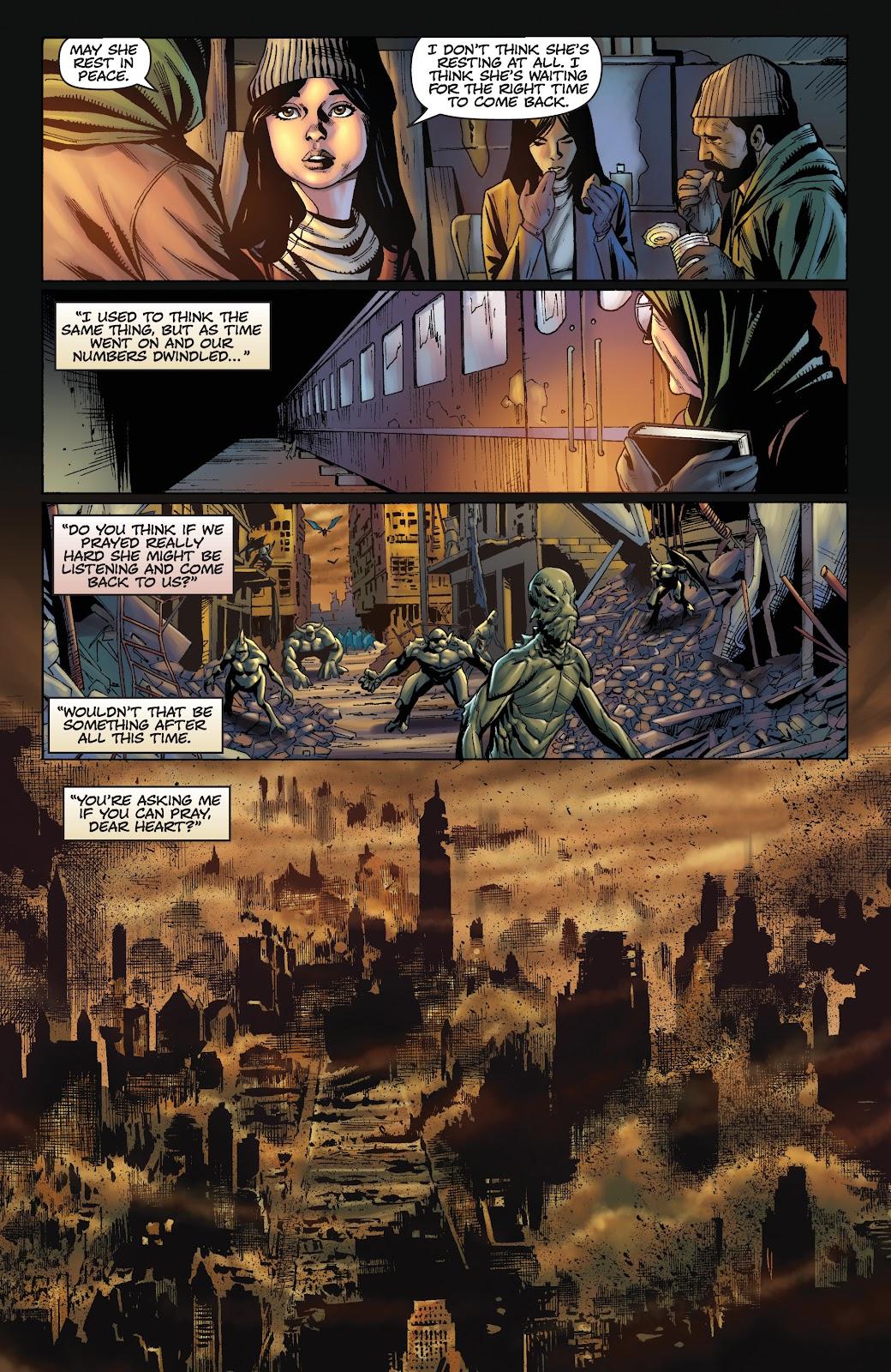 Read online Vengeance of Vampirella (2019) comic -  Issue #1 - 11