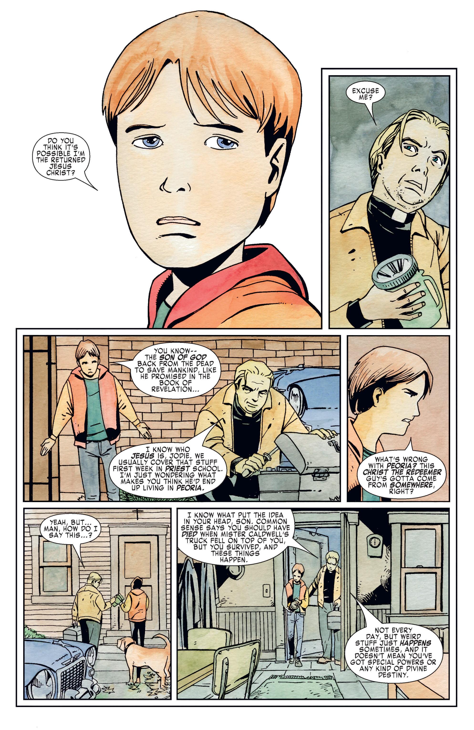 Read online American Jesus comic -  Issue # TPB - 33