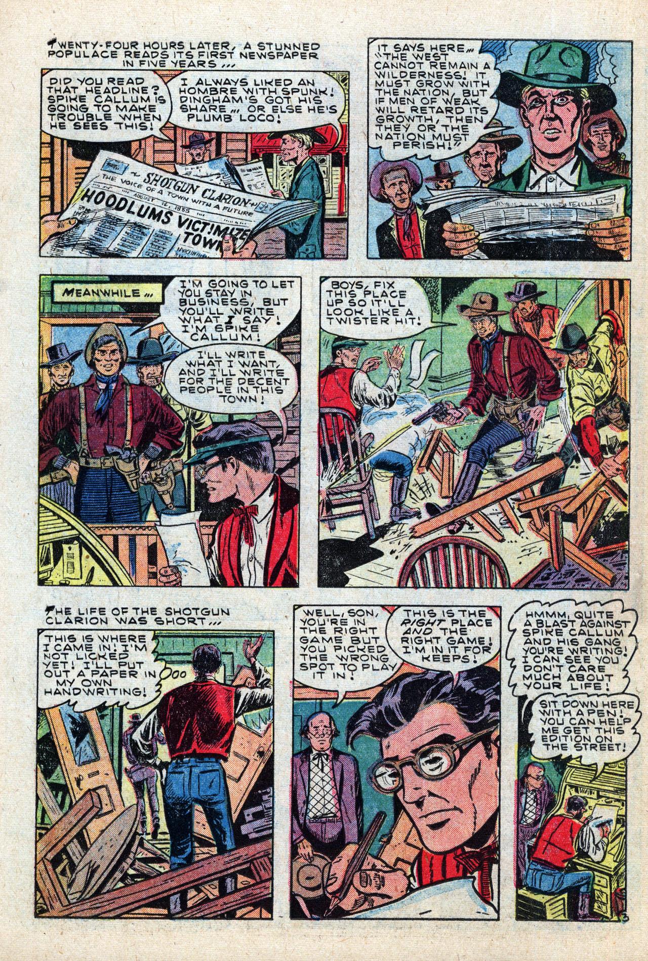 Read online Two-Gun Kid comic -  Issue #27 - 22