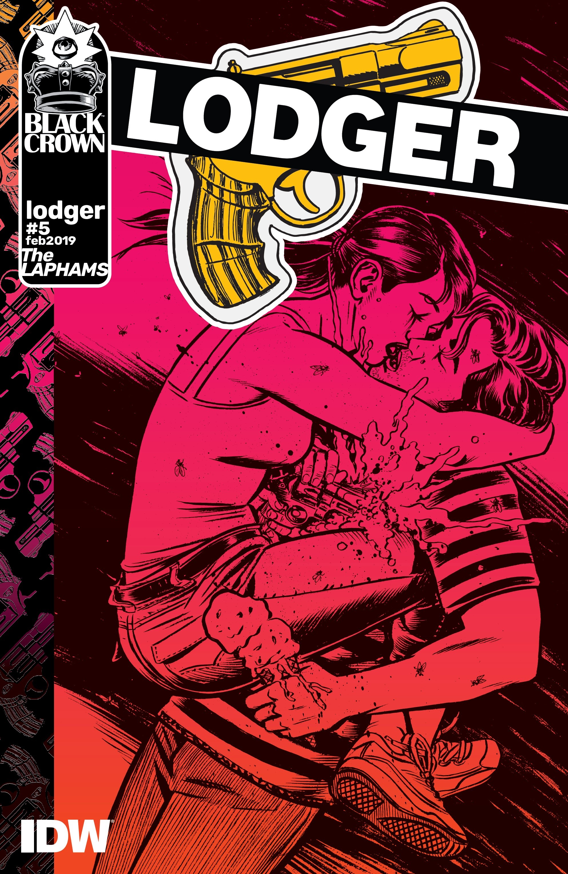 Lodger #5 #5 - English 1
